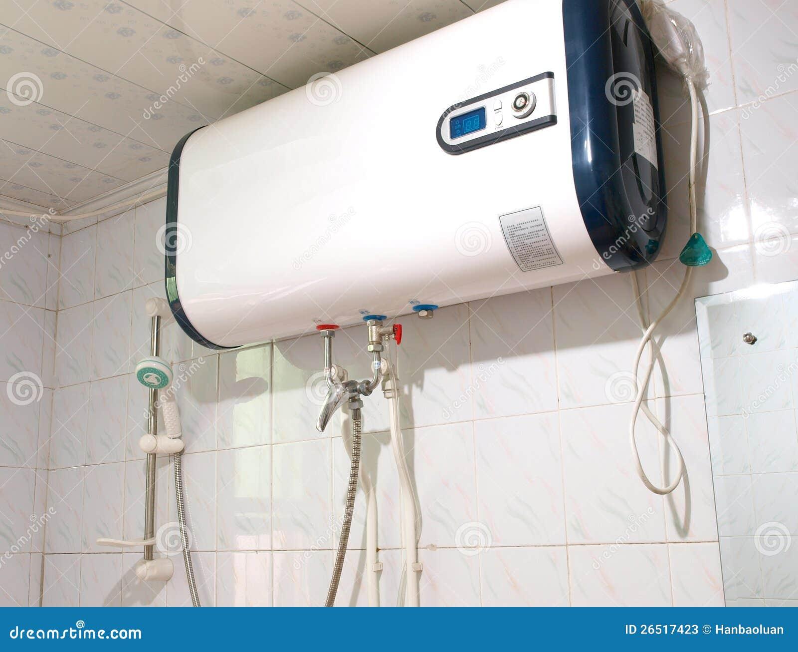 Calefator elétrico.