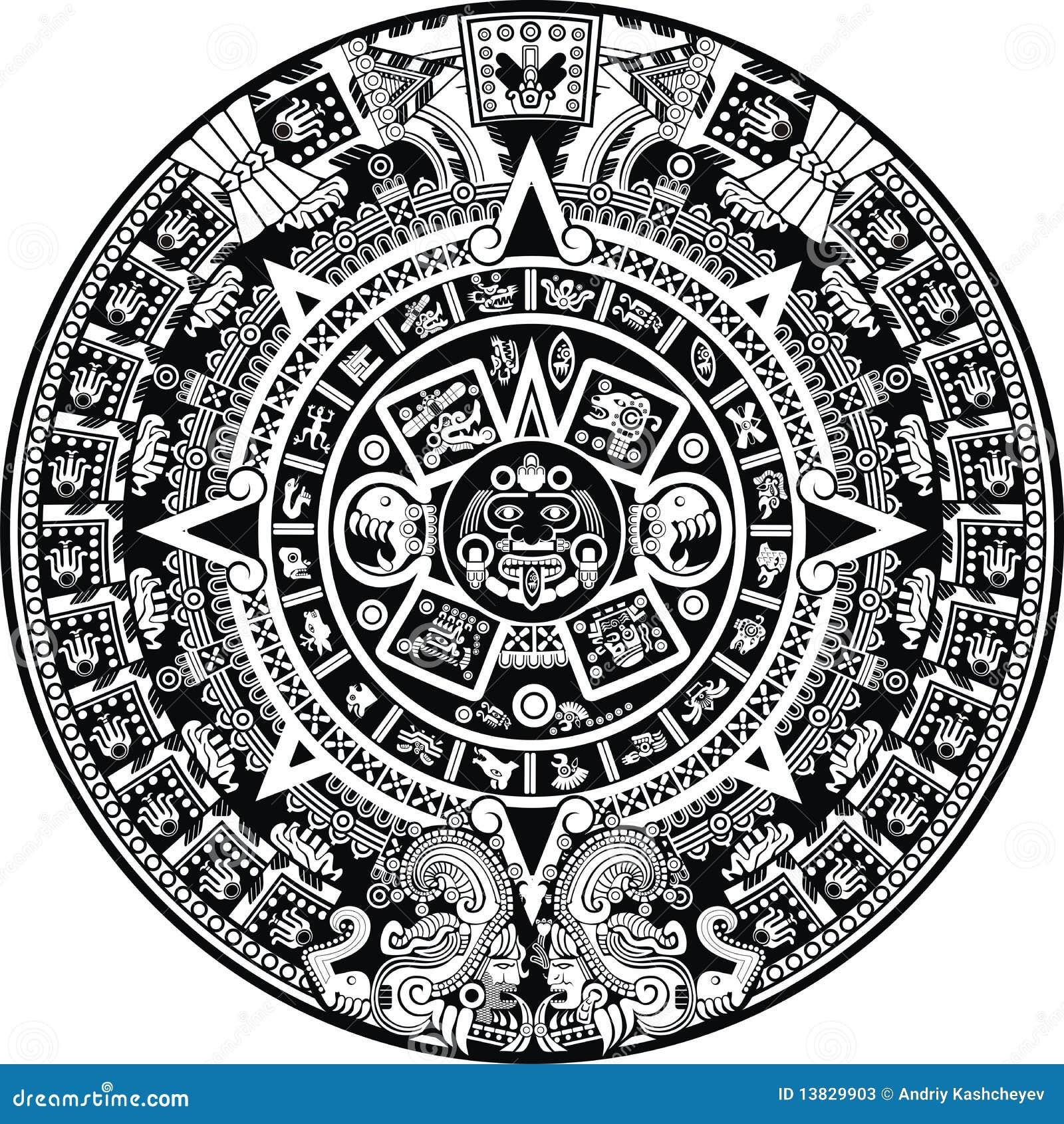 Calendário do Maya