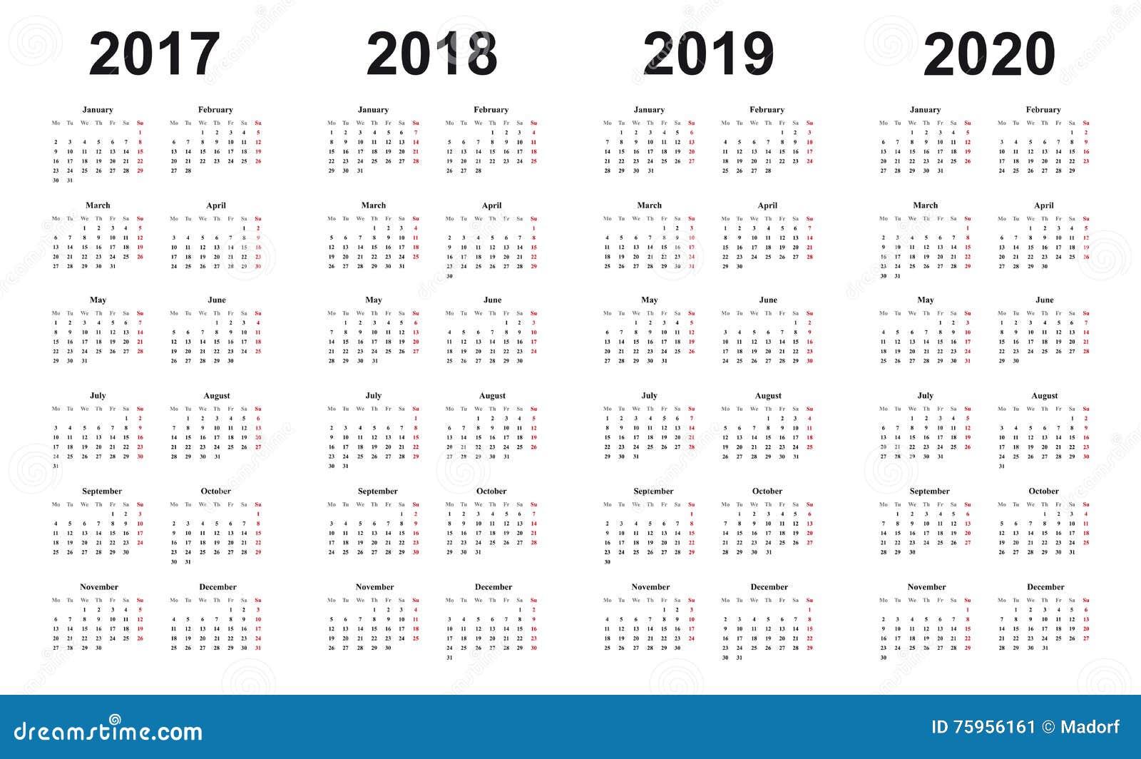 Лунный календарь 2017-2018 декабрь