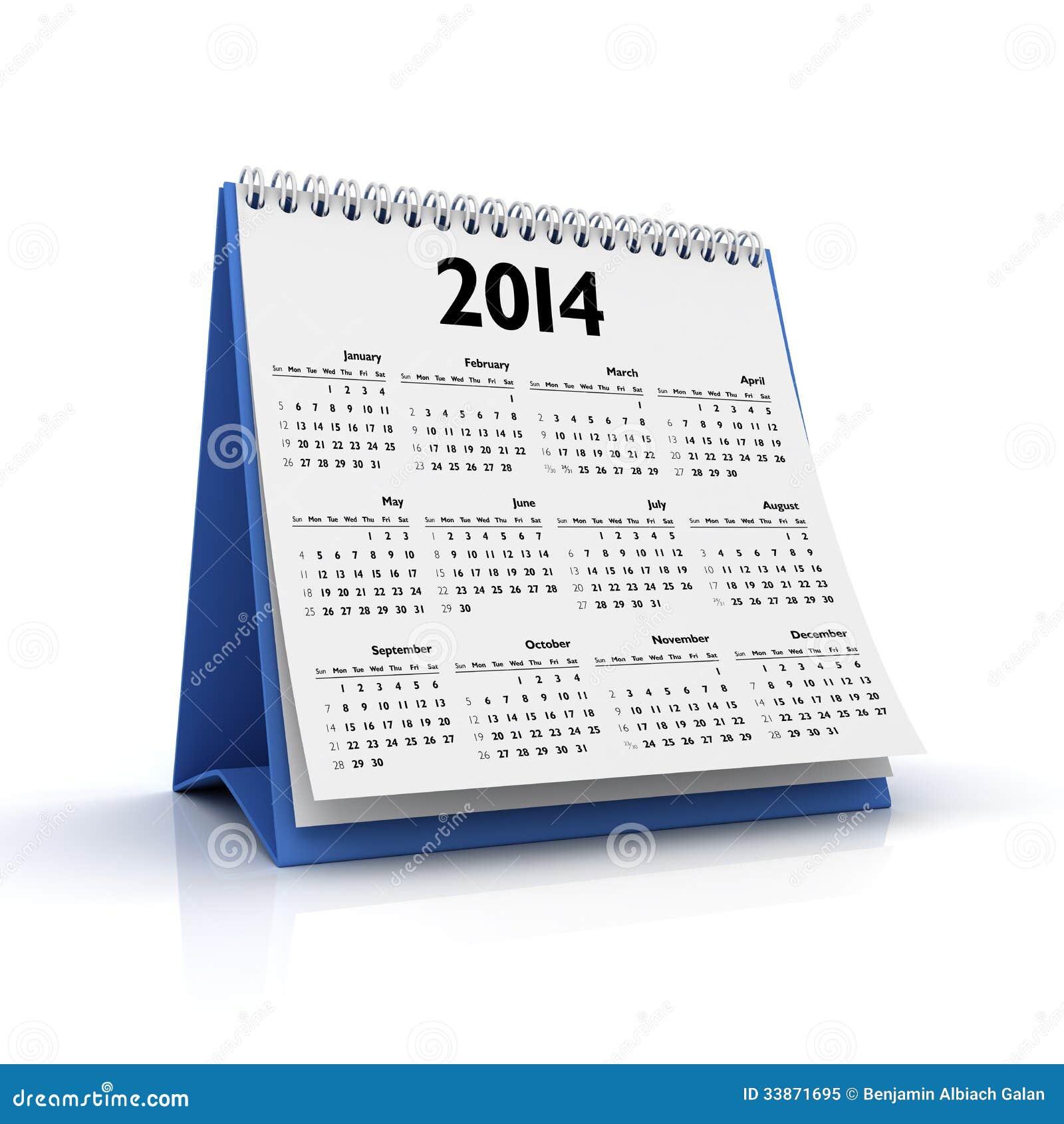 Desktop Wallpaper January 2014: Calendar 2014 Stock Illustration. Image Of 2014, November