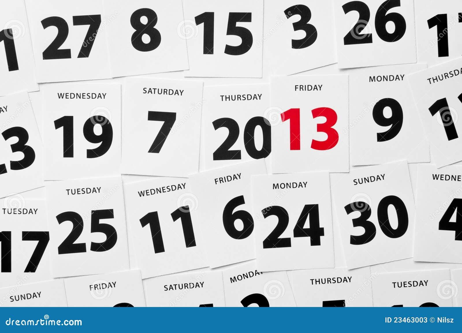 day calendar friday - photo #29