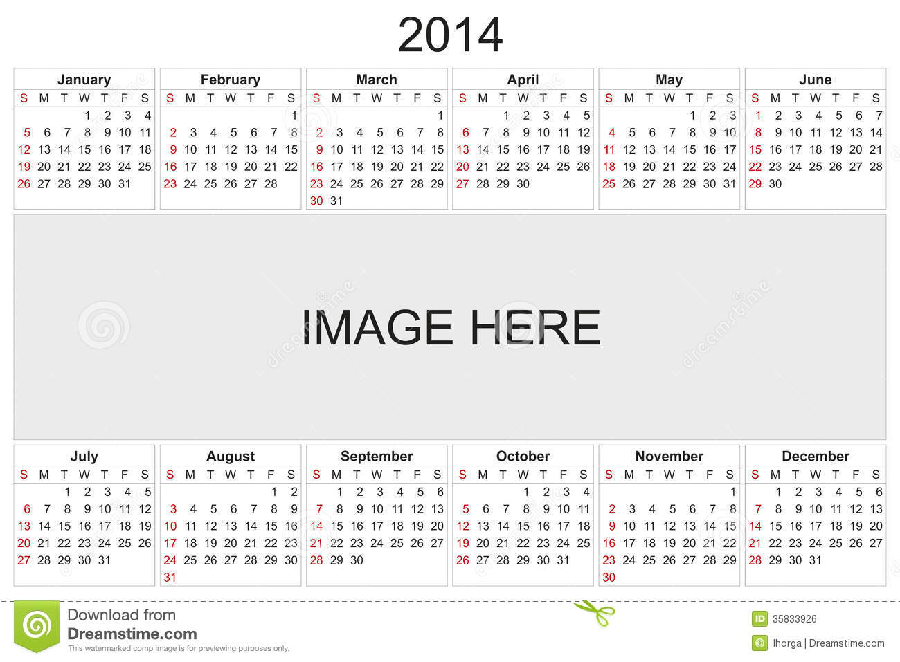 Calendar Design Software : Calendar royalty free stock image