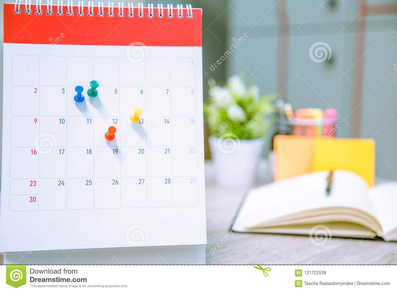 calendar event planner is busy calendar clock to set timetable