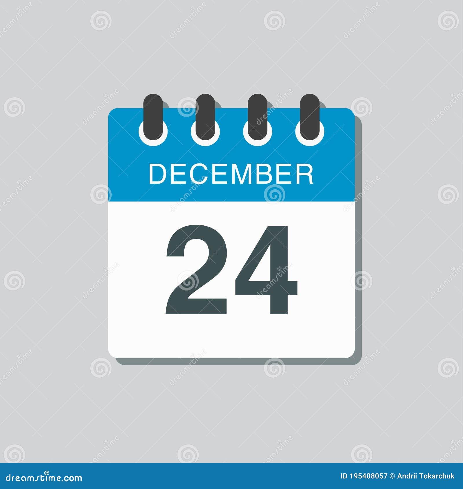 December 24th Stock Illustrations – 114 December 24th Stock Illustrations,  Vectors & Clipart - Dreamstime