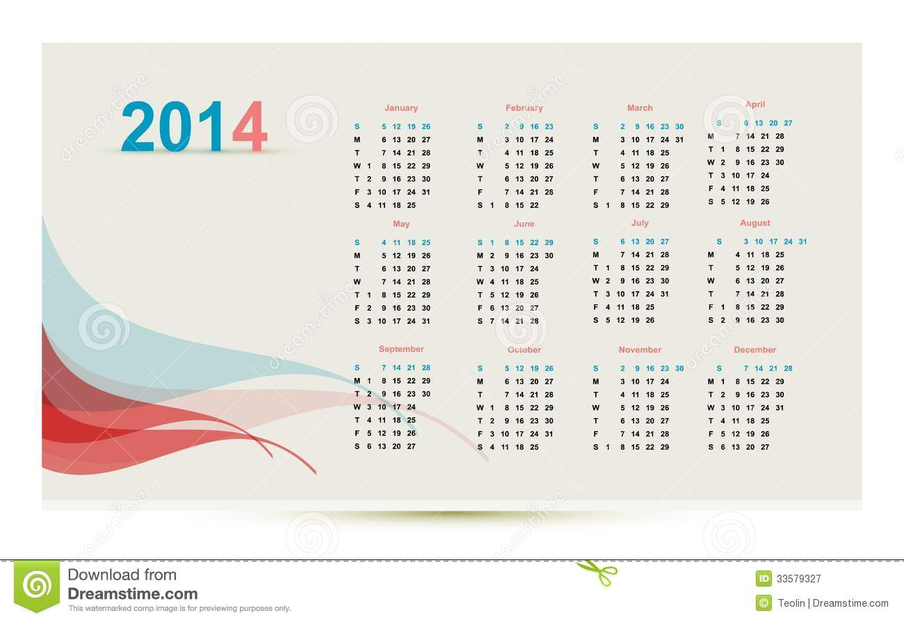 Calendar Illustration Free : Calendar royalty free stock photography image