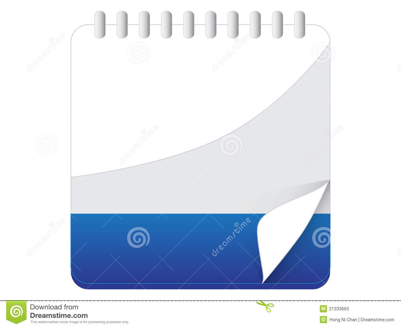calendar memo blank icon stock photos image 21333693 calendar memo blank icon