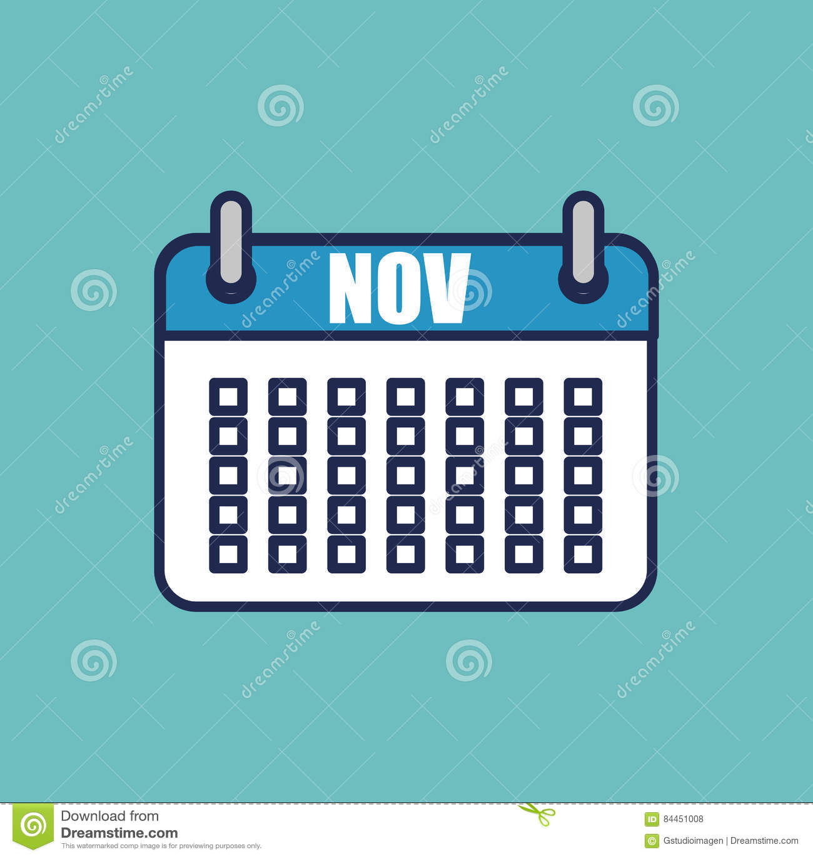 Calendar Reminder Design : Calendar reminder isolated icon cartoon vector