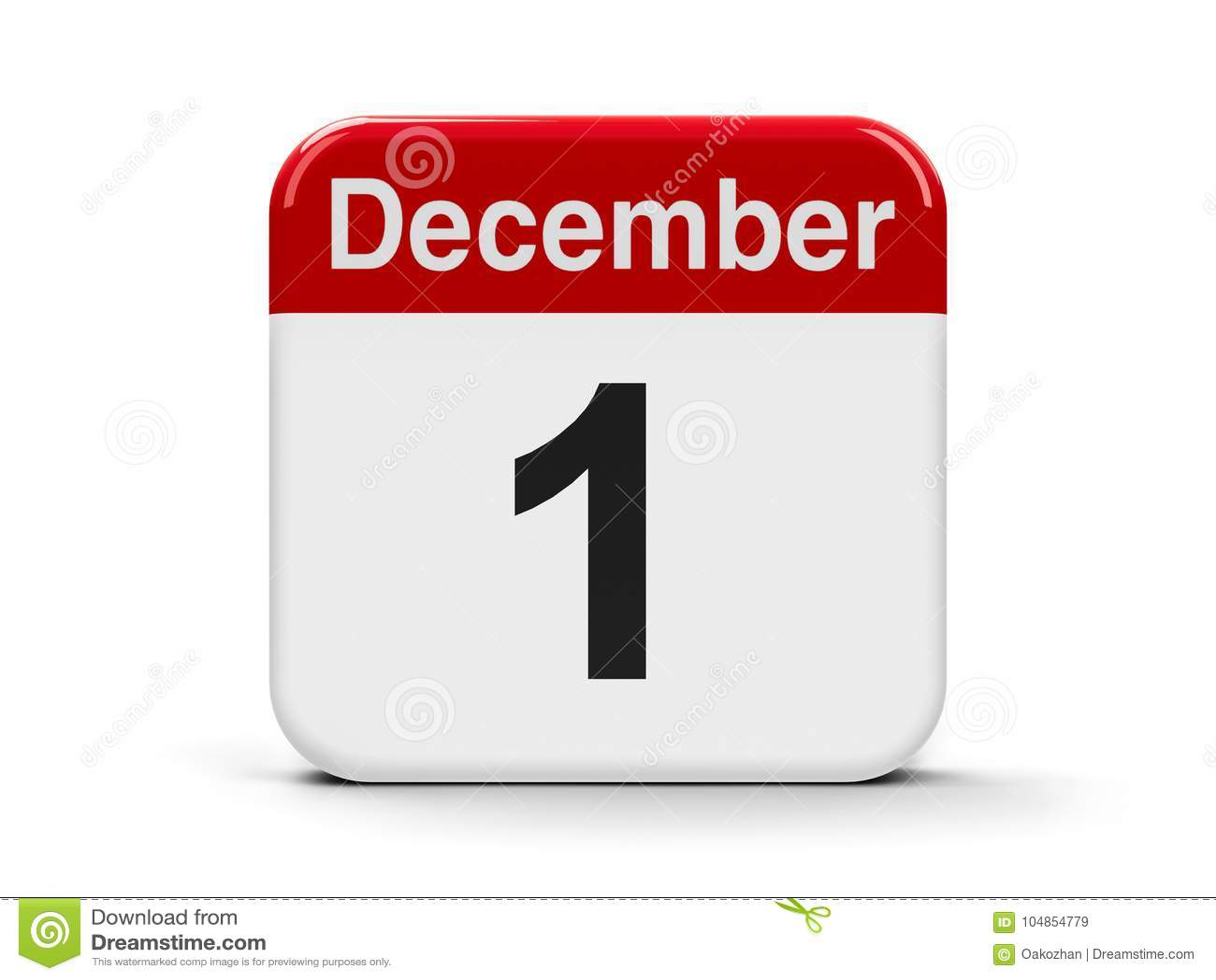1st December