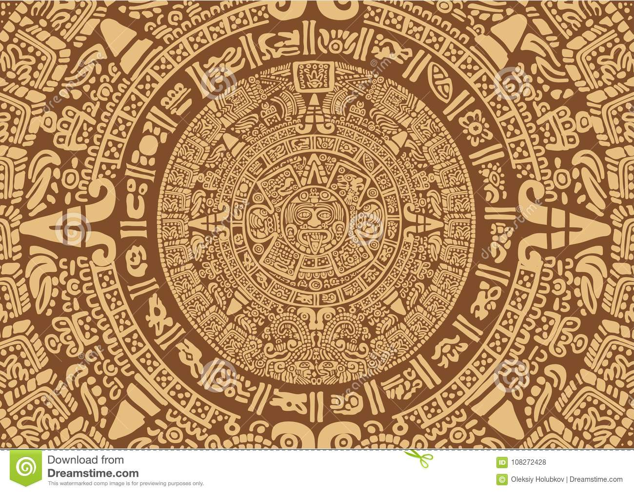 Calendario Maya Vector.Calendario Maya Uso Los Inventos De Los Mayas Best Quotes