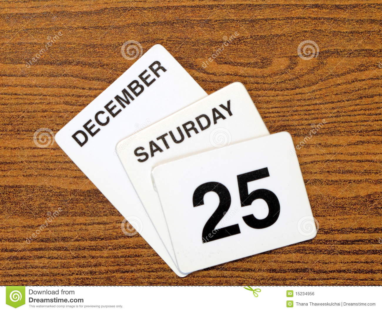 Calender Christmas Day 2010 Royalty Free Stock Image ...
