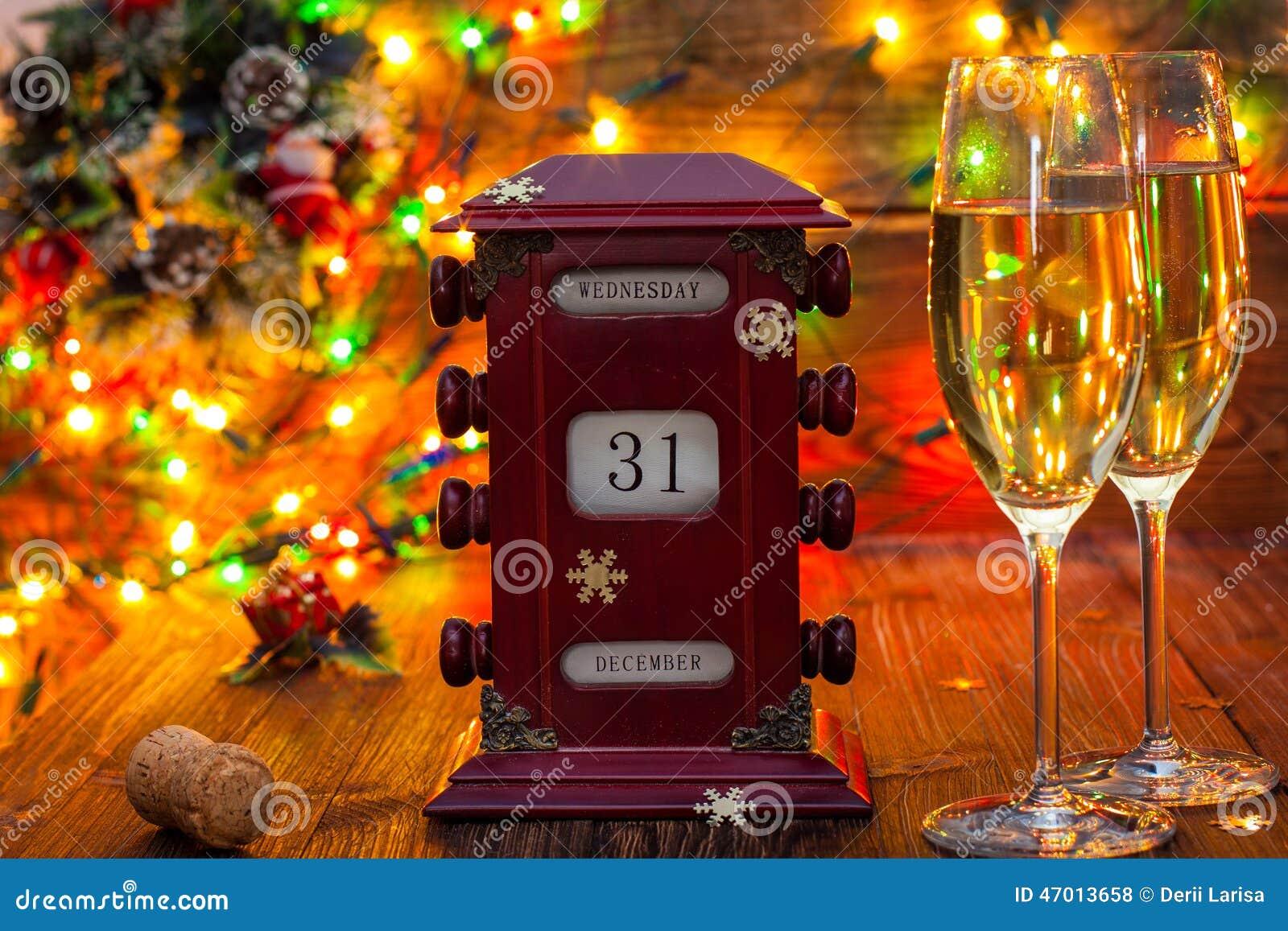 champagne 31 decembre