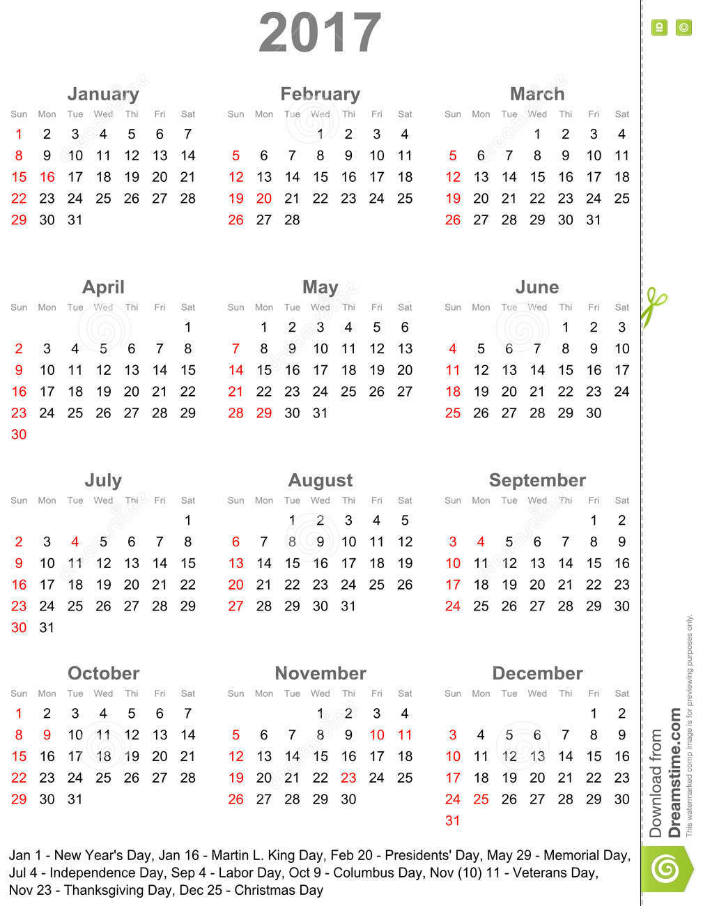 Download Kalender 2019 Indonesia Xls