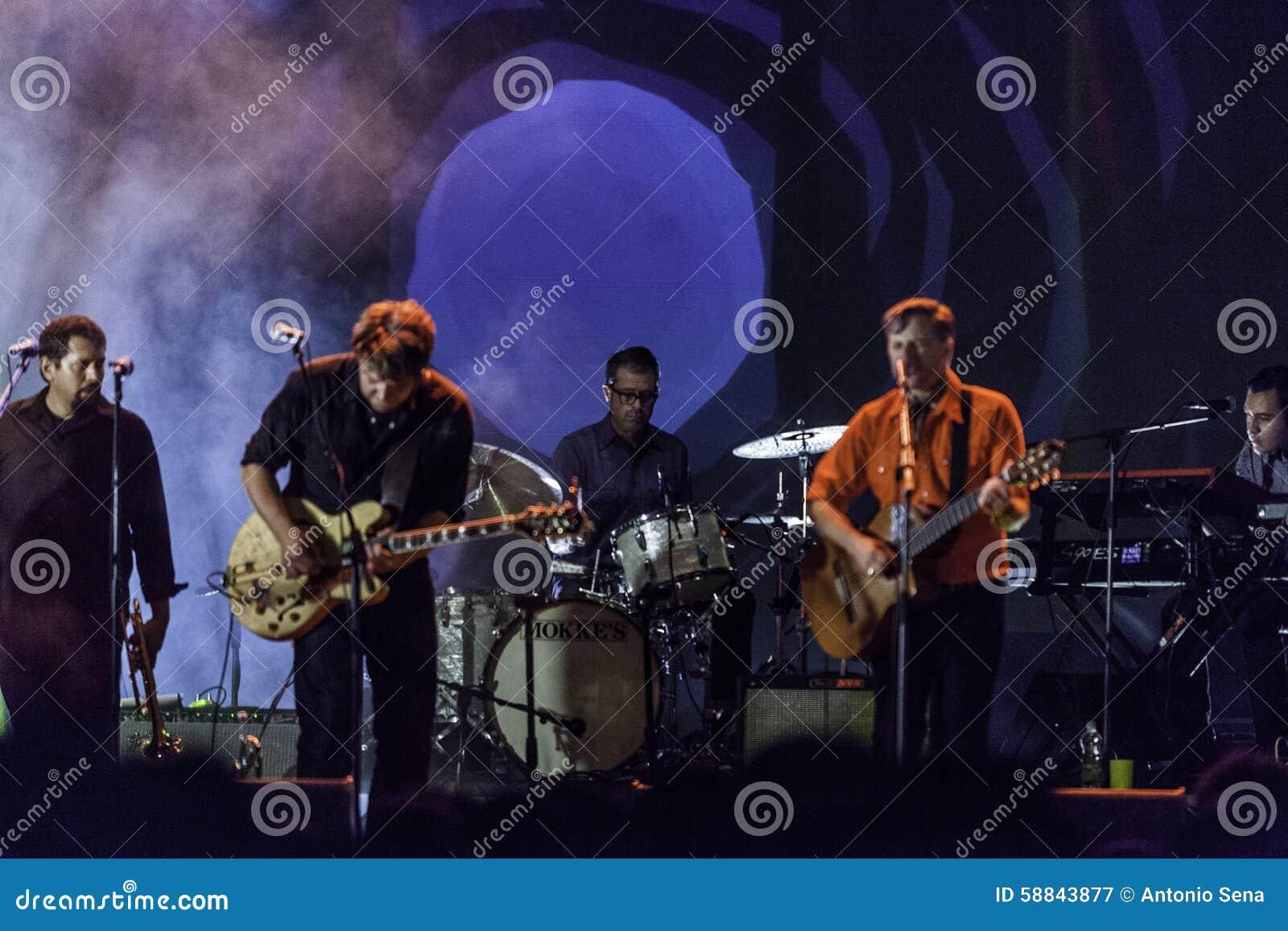 Calexico生活音乐会在意大利, Ariano irpino