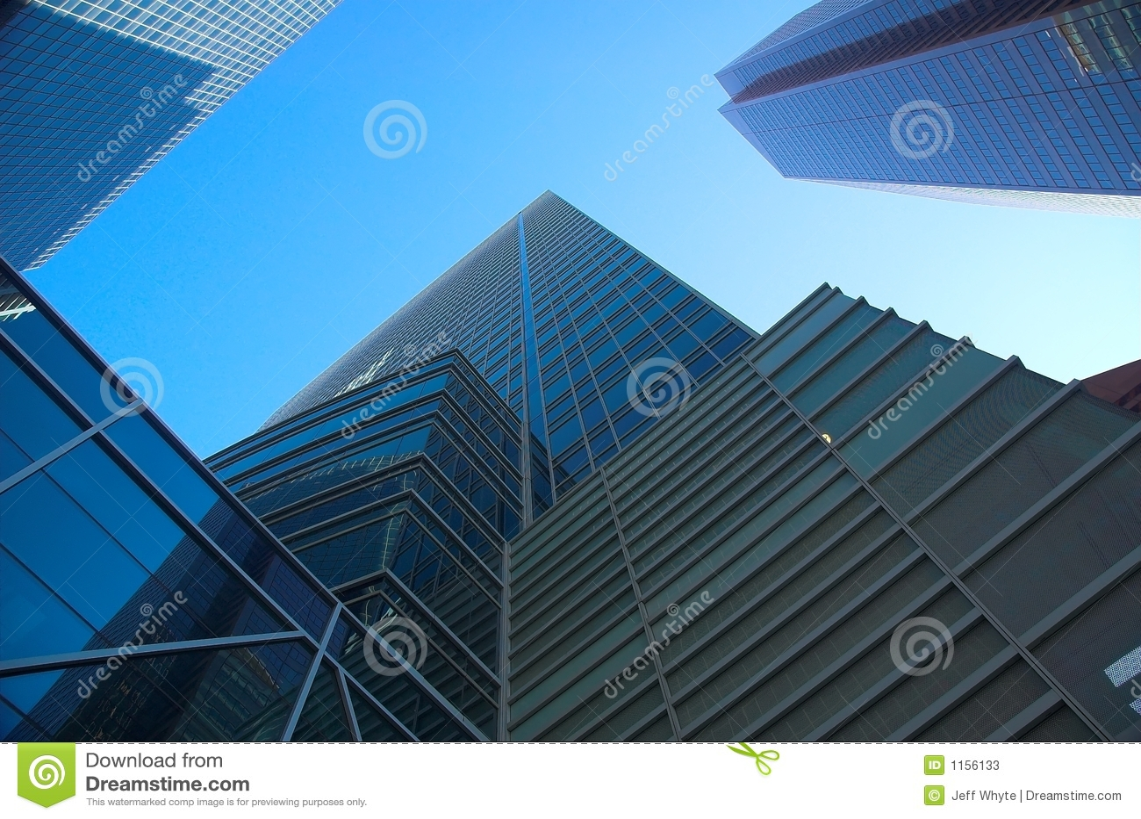 Calgary Canada Skyscrapers Stock Photos Image 1156133