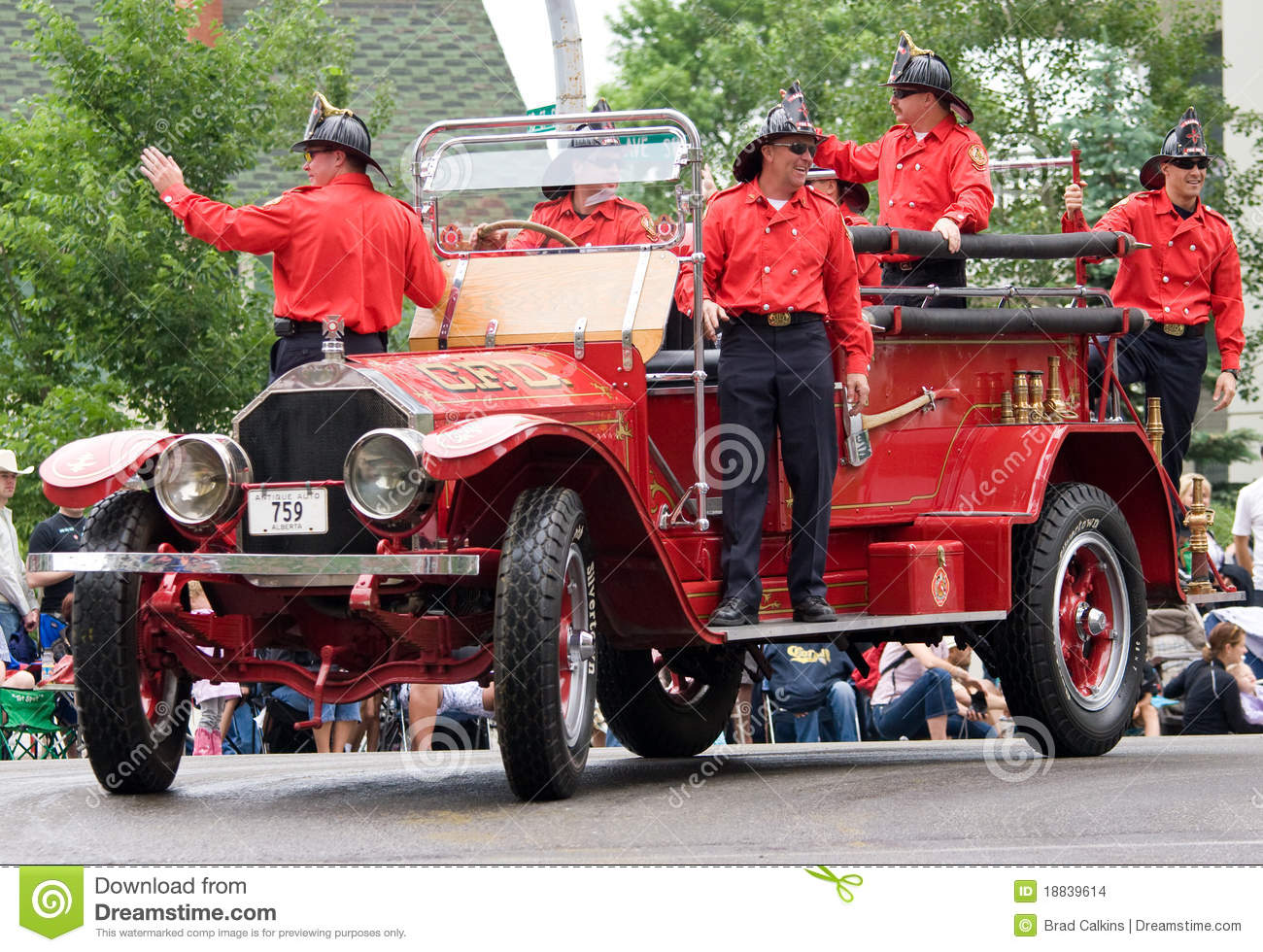 Calgary Fire Department Editorial Stock Image Image Of