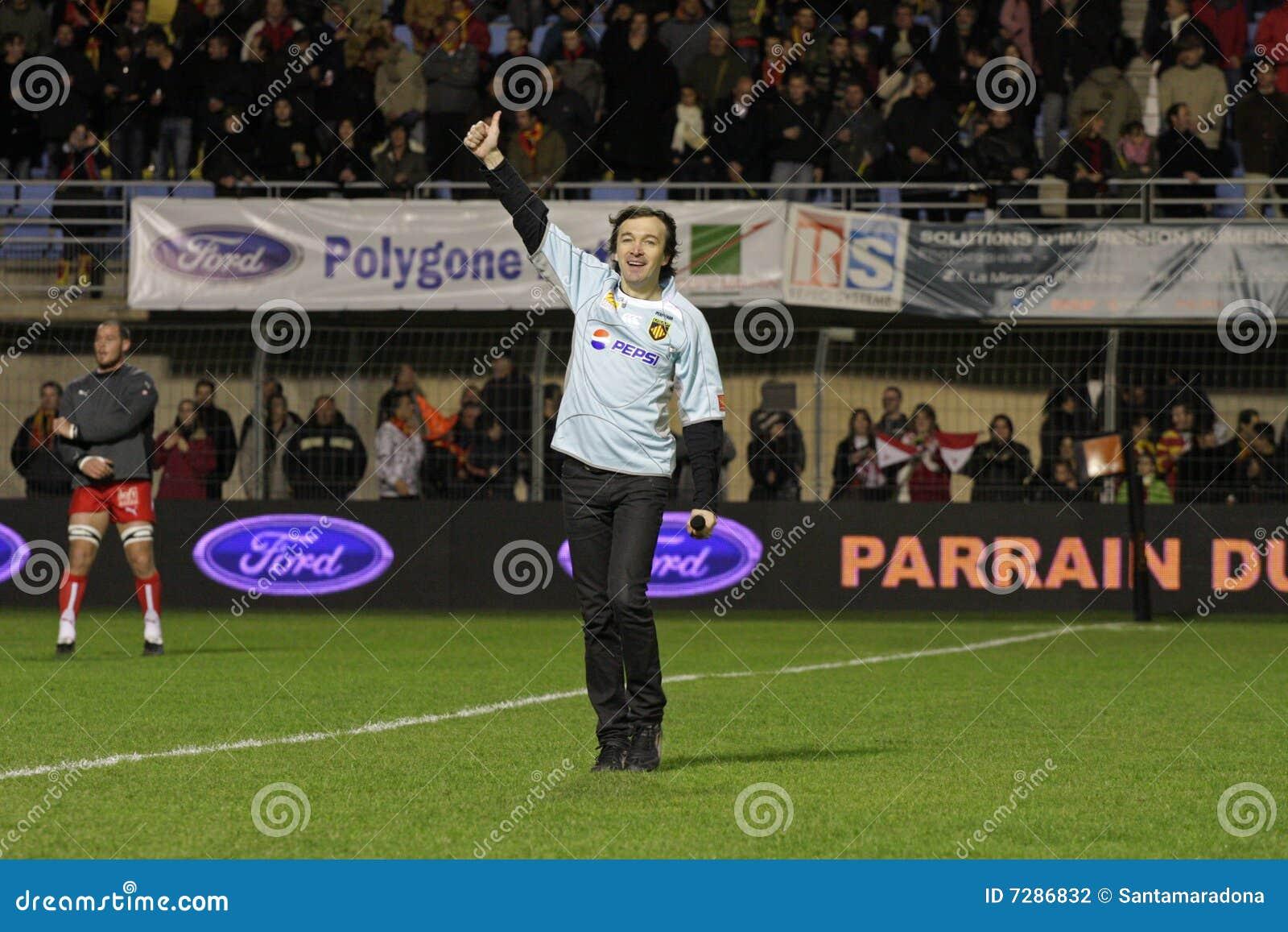 CALI - USAP contra Biarritz - rugbi francés de la tapa 14