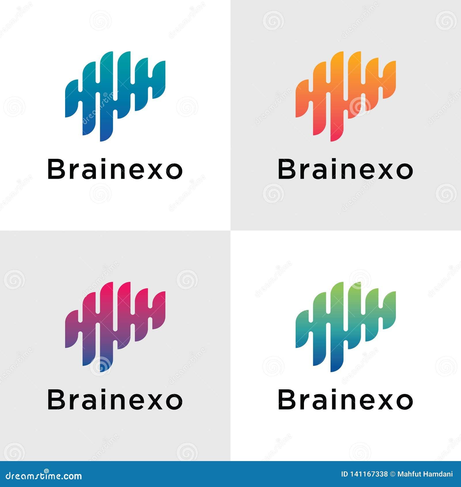 Calibre Brain Logos