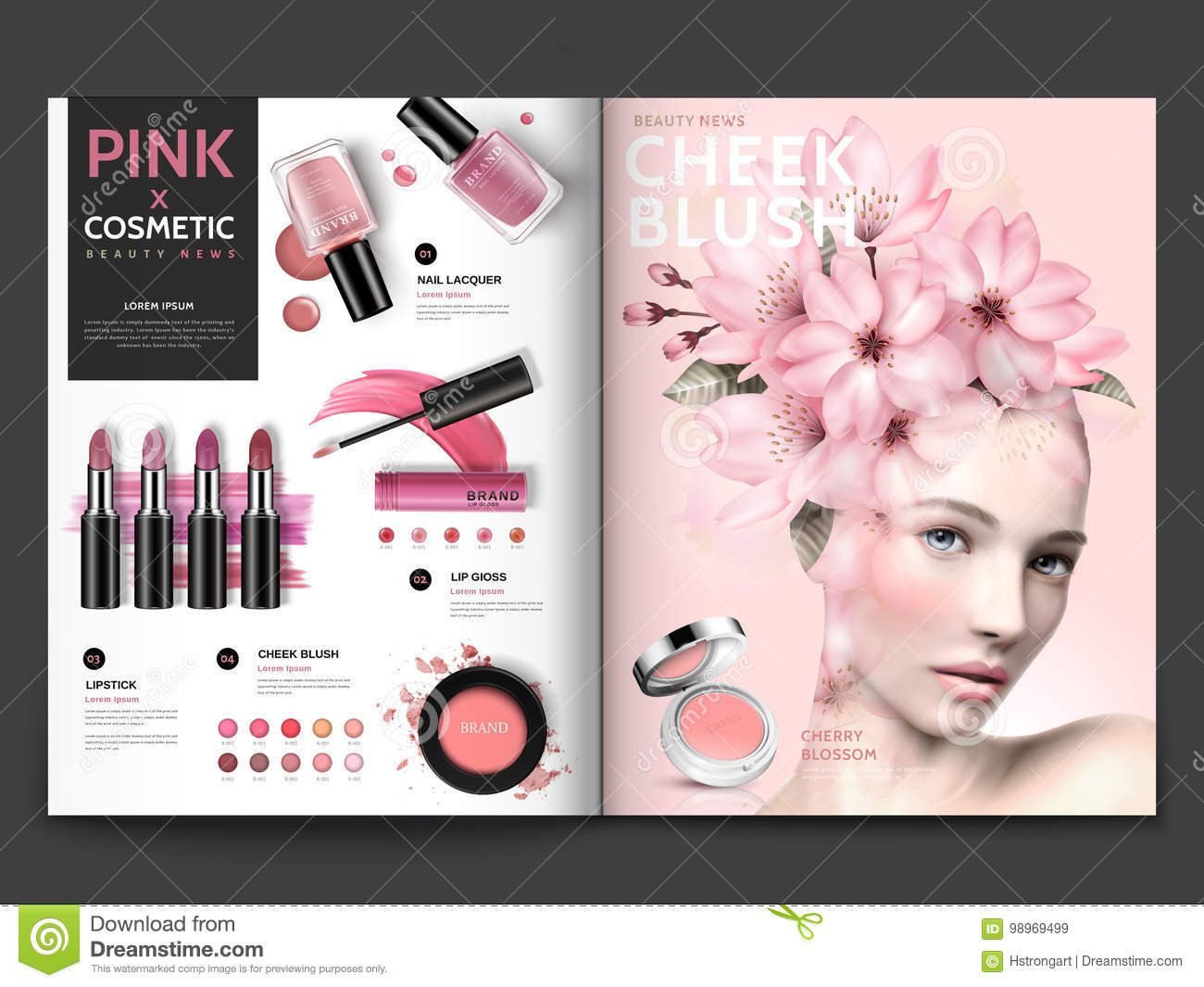 cosmetique magazine
