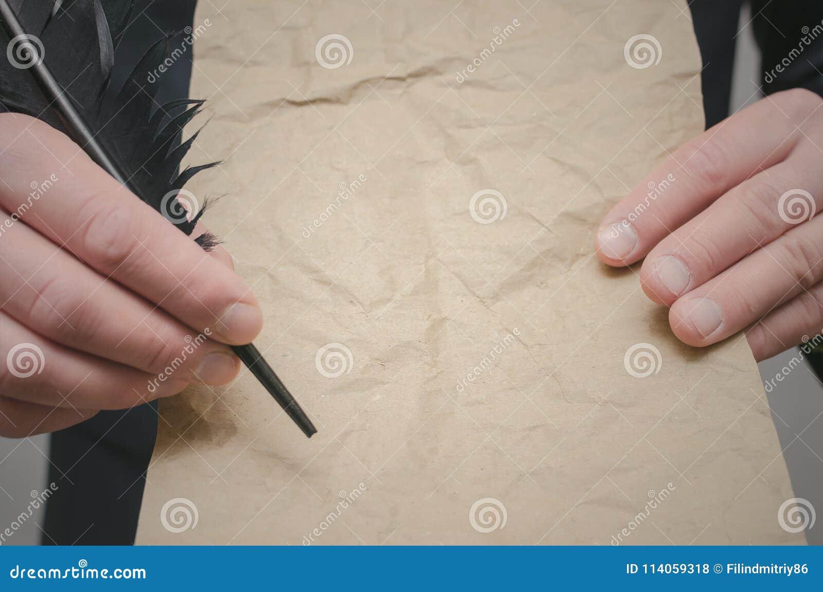 Calibre d offre spéciale Conclusion d un contrat d affaires Concept d affaire d affaires Signature d un accord