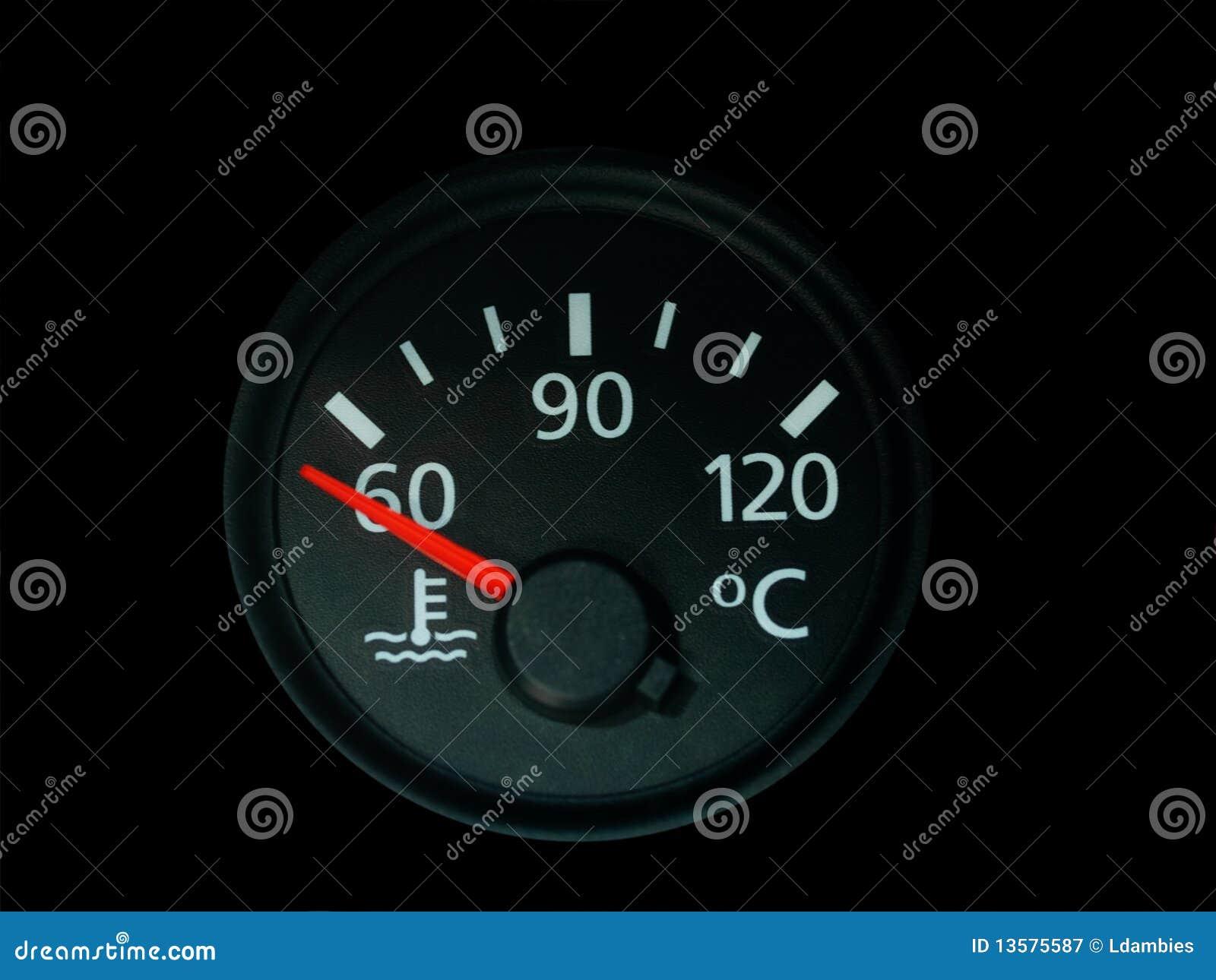 Calibre da temperatura