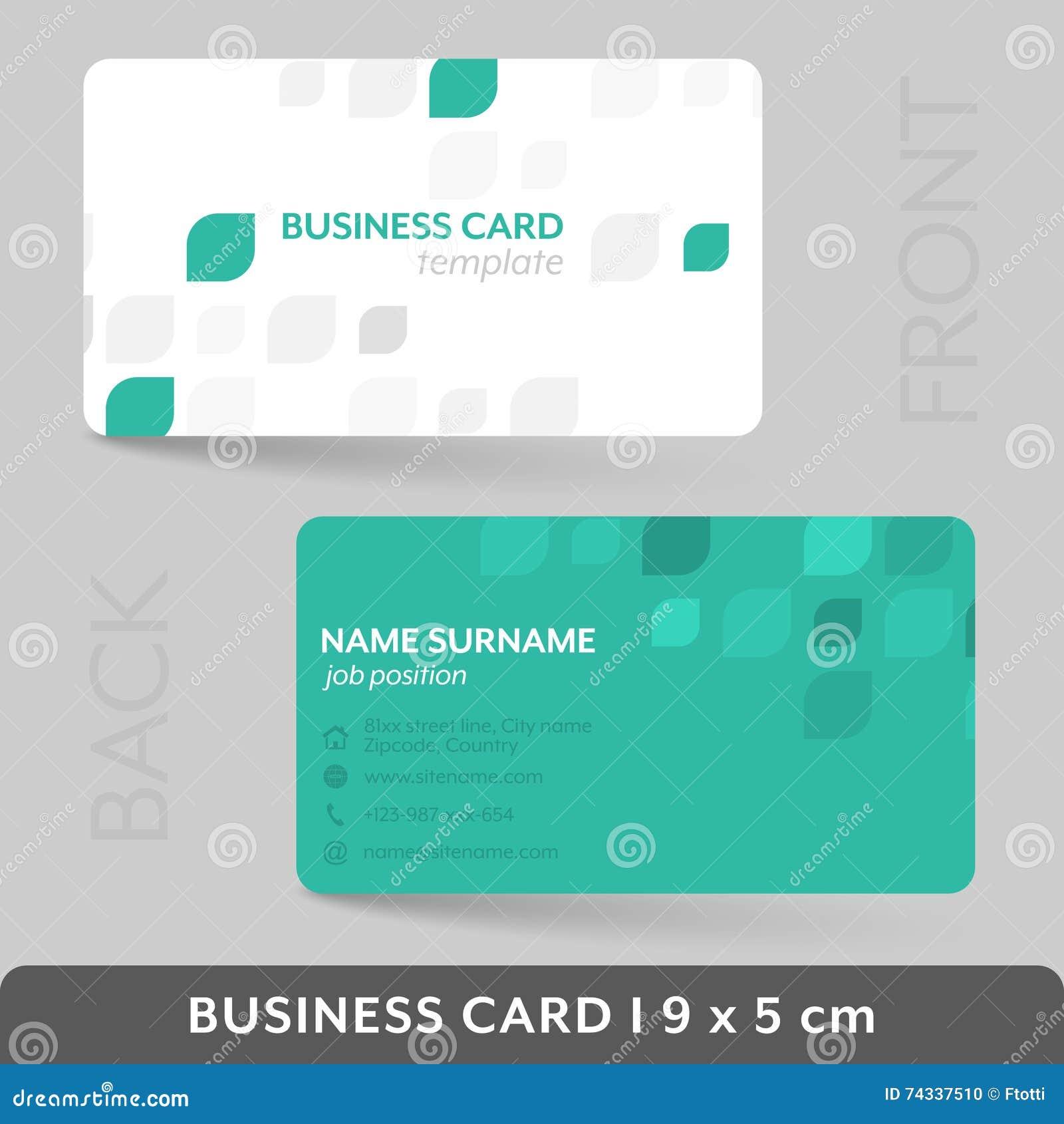 Calibre De Carte Visite Professionnelle Pour Votre Presentation D Entreprise Ou Personnelle