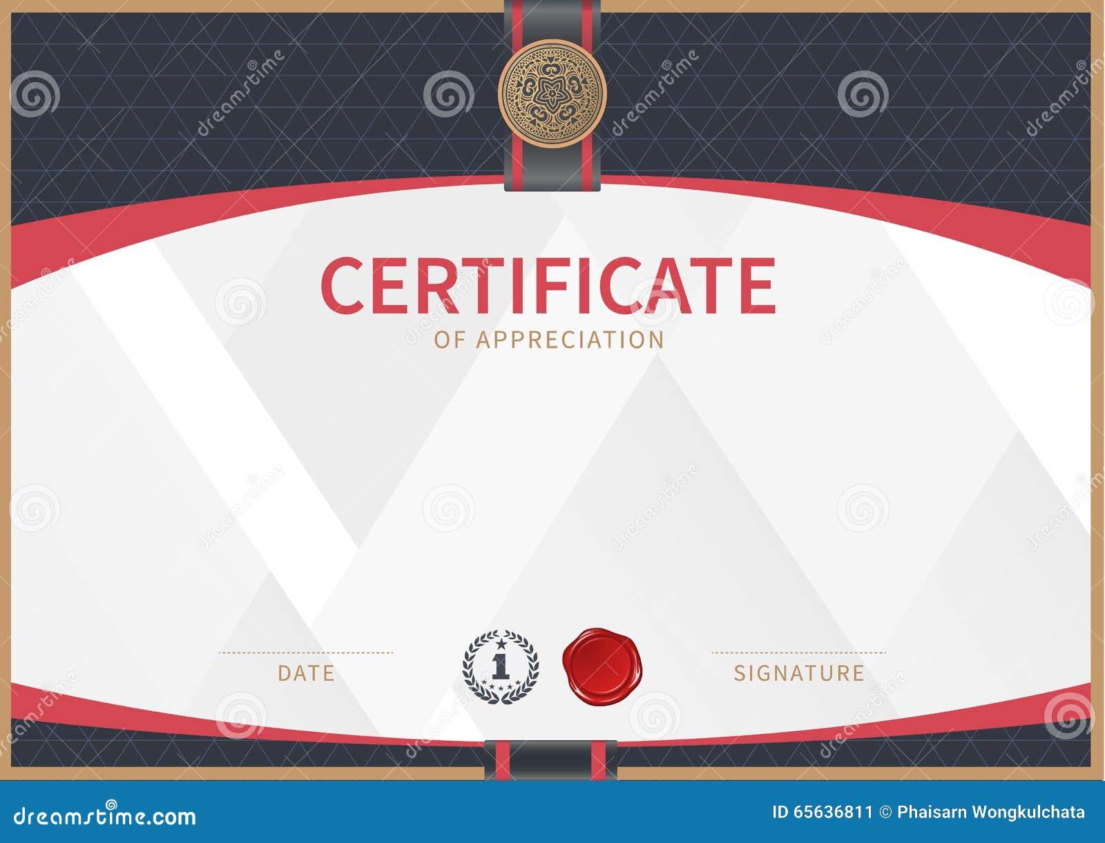 Calibre de certificat de vecteur