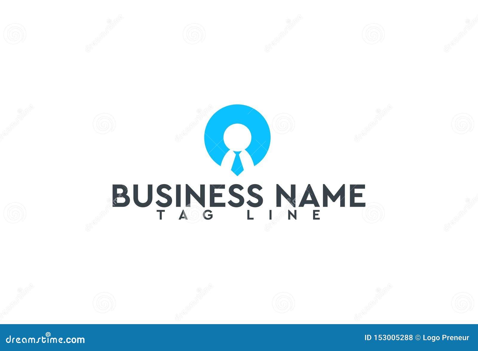 Calibre de conception de logo de vecteur
