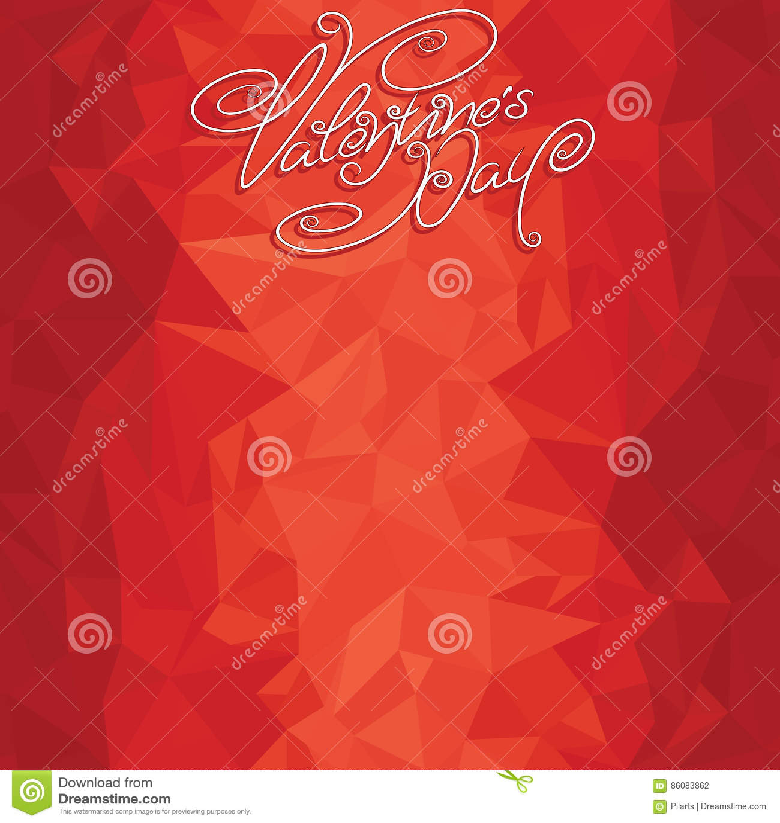 Calibre de contexte de valentines