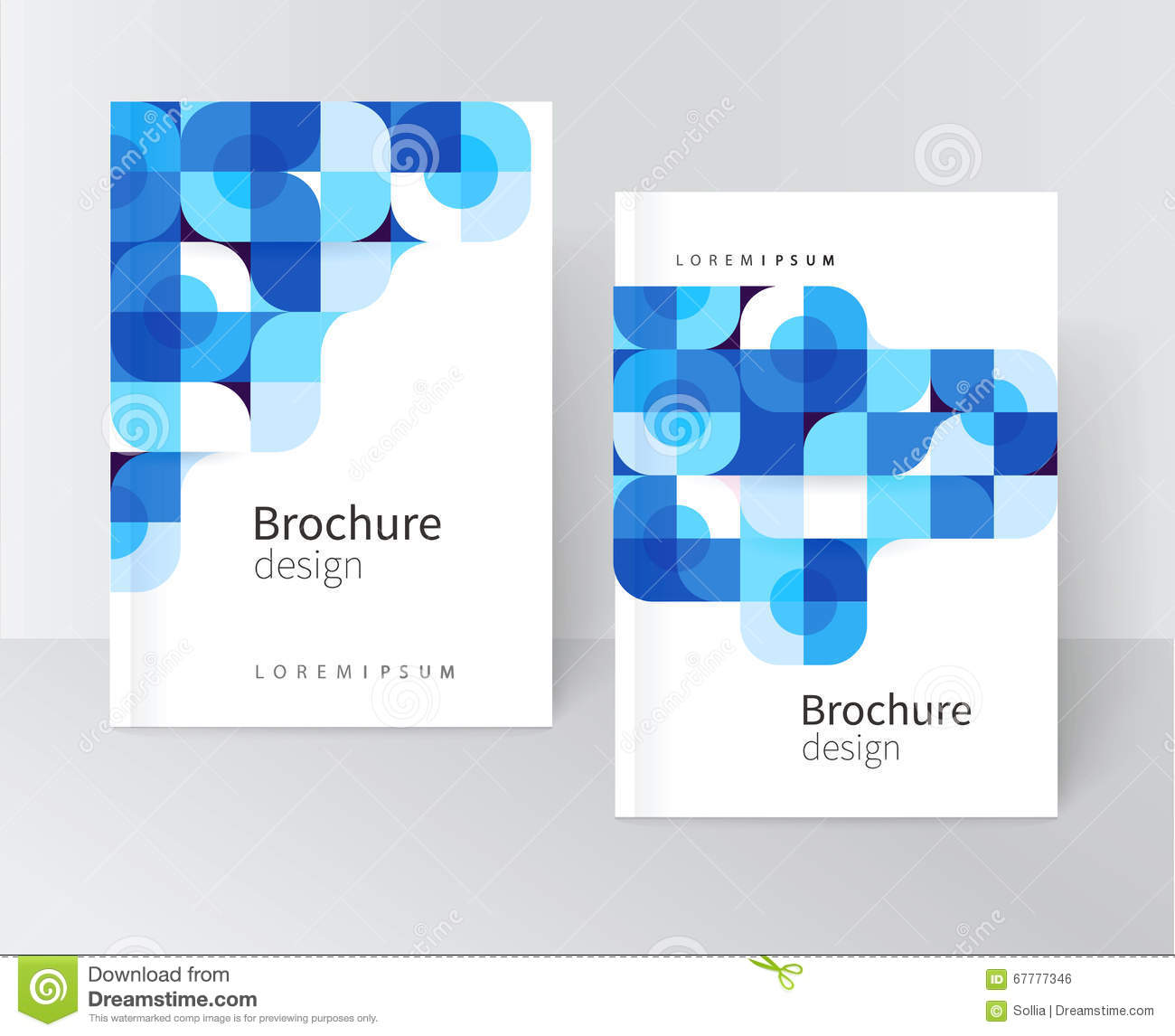 sample product catalogue template - calibre de couverture pour l 39 affiche de brochure de