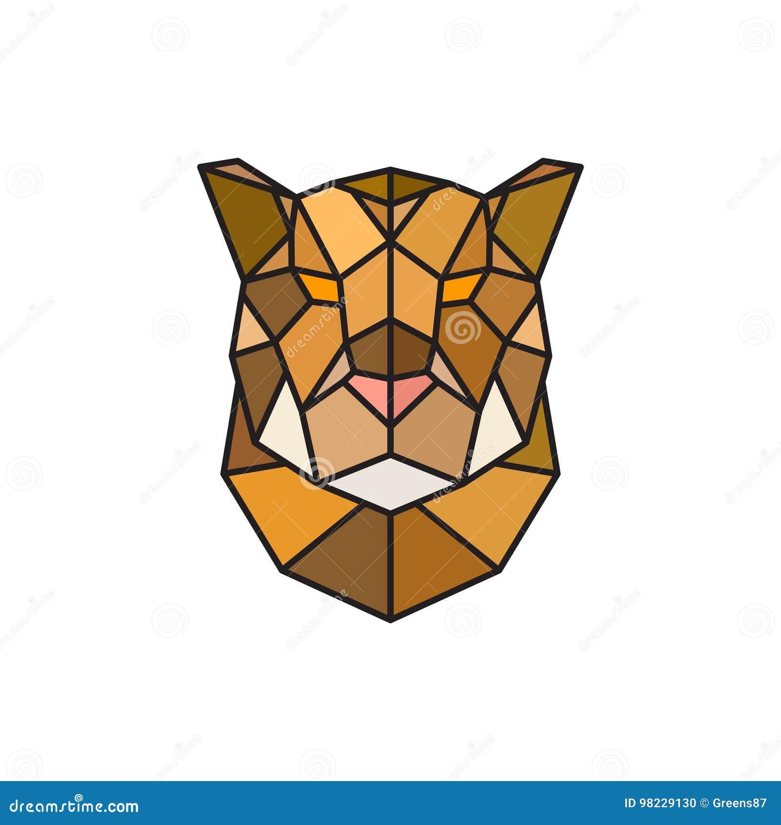 Calibre de logo de tête de Jaguar pour des affaires