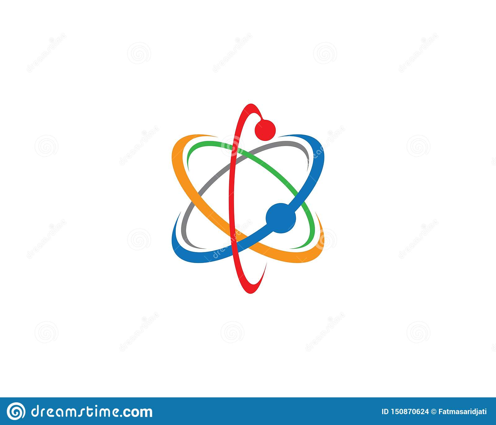Calibre de logo de molécule