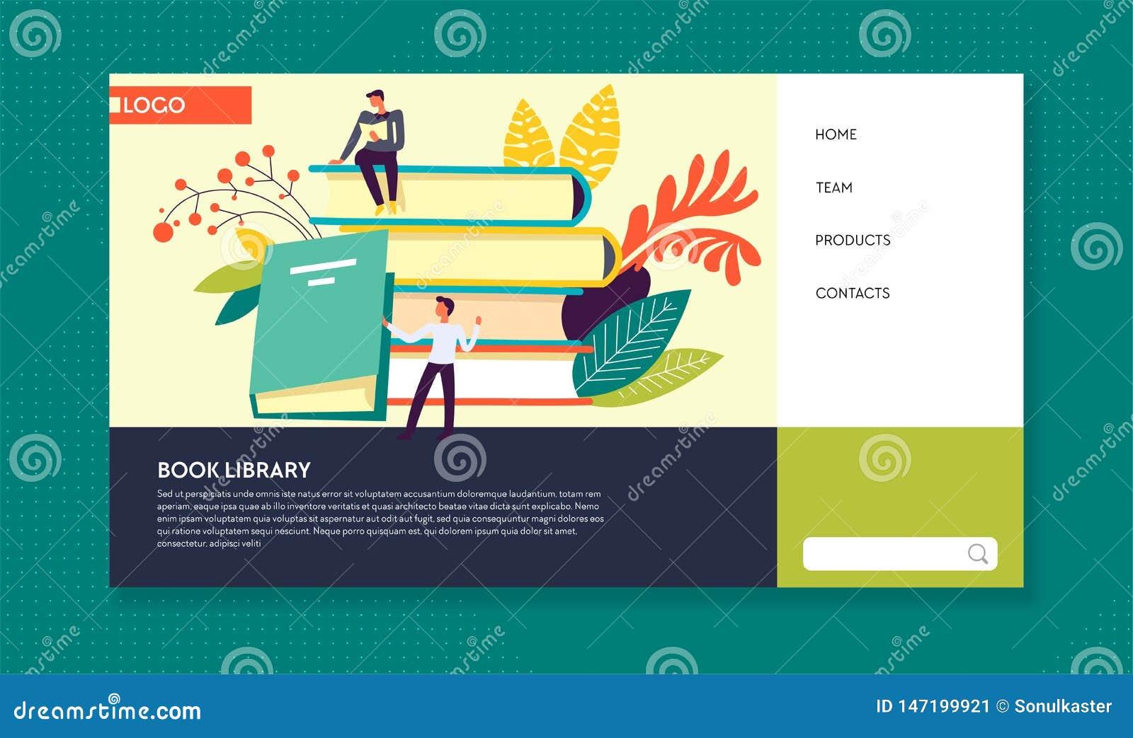 Calibre En Ligne De Page Web De Litterature De Bibliotheque