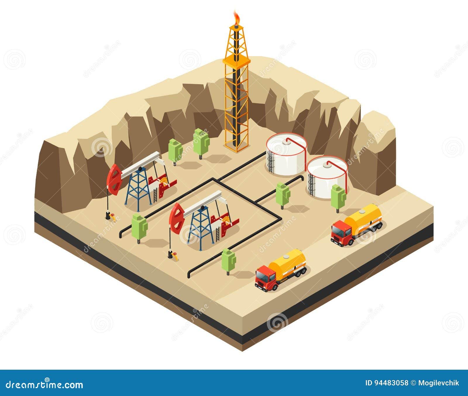 Calibre isométrique d industrie pétrolière