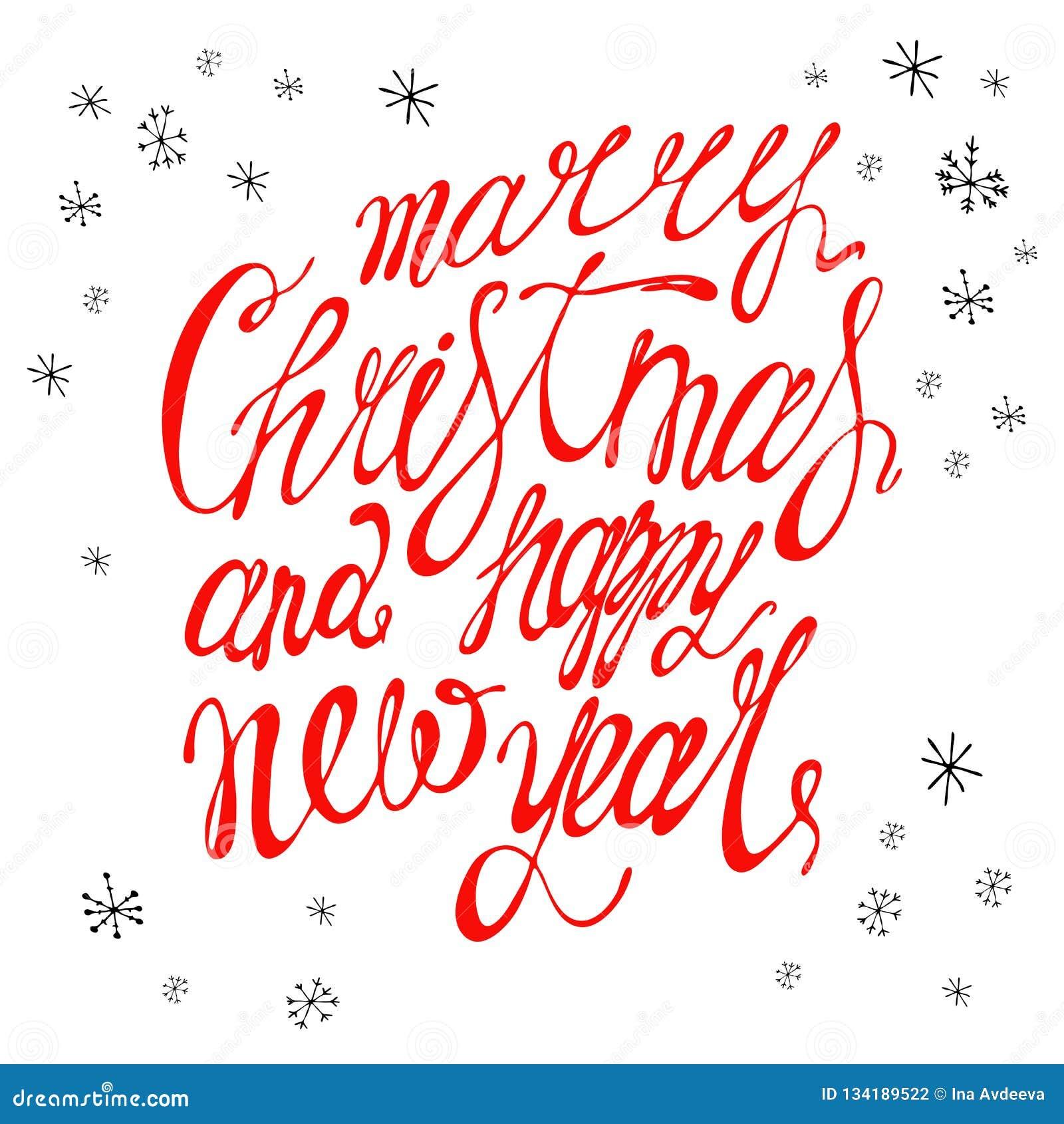 Calibre pour la saison et la conception de Noël, les cartes de voeux, les invitations et les décorations, couleur, faite main