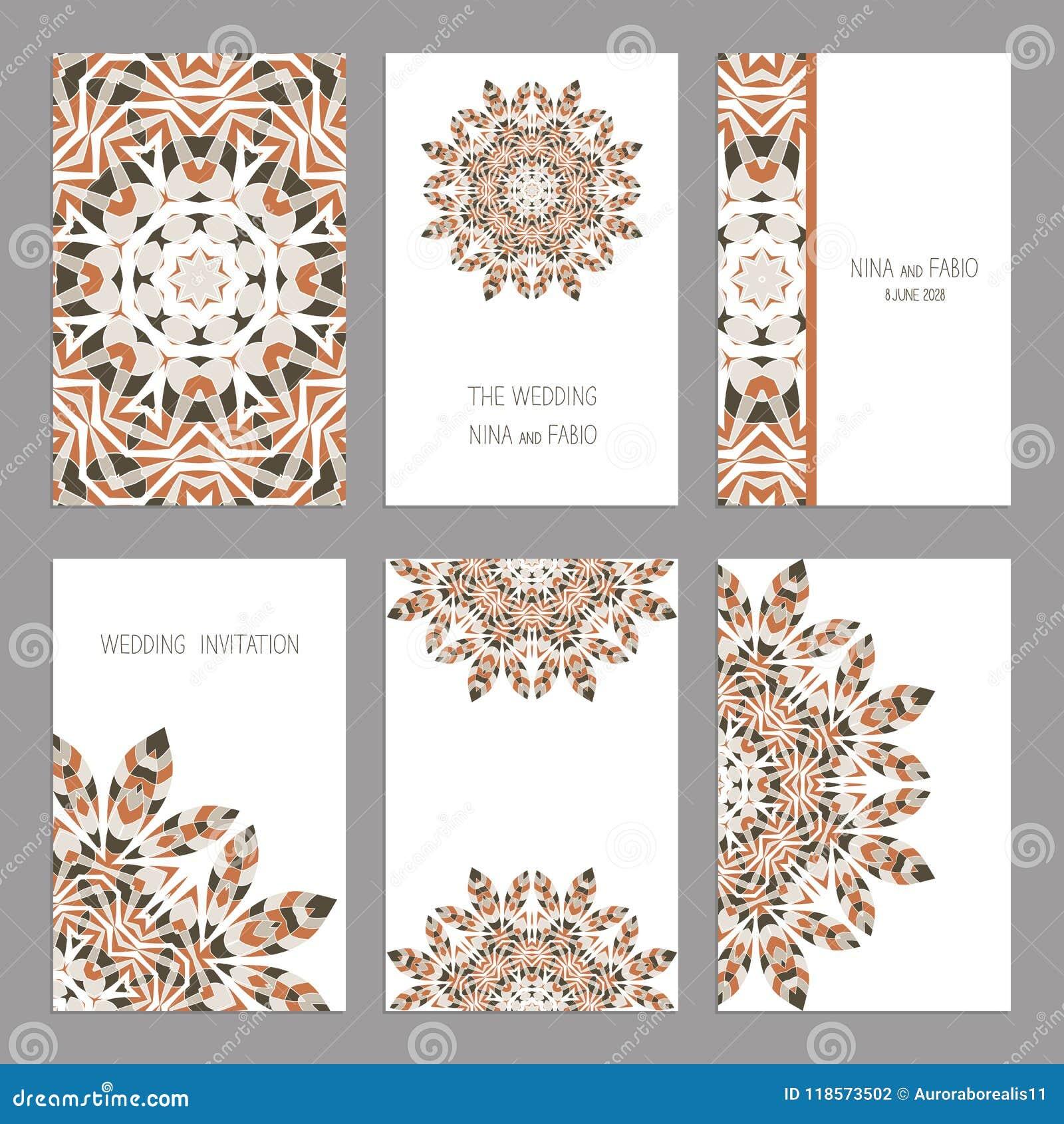 Calibres Pour Des Cartes De Visite Professionnelle Salutation Et Brochures Couvertures