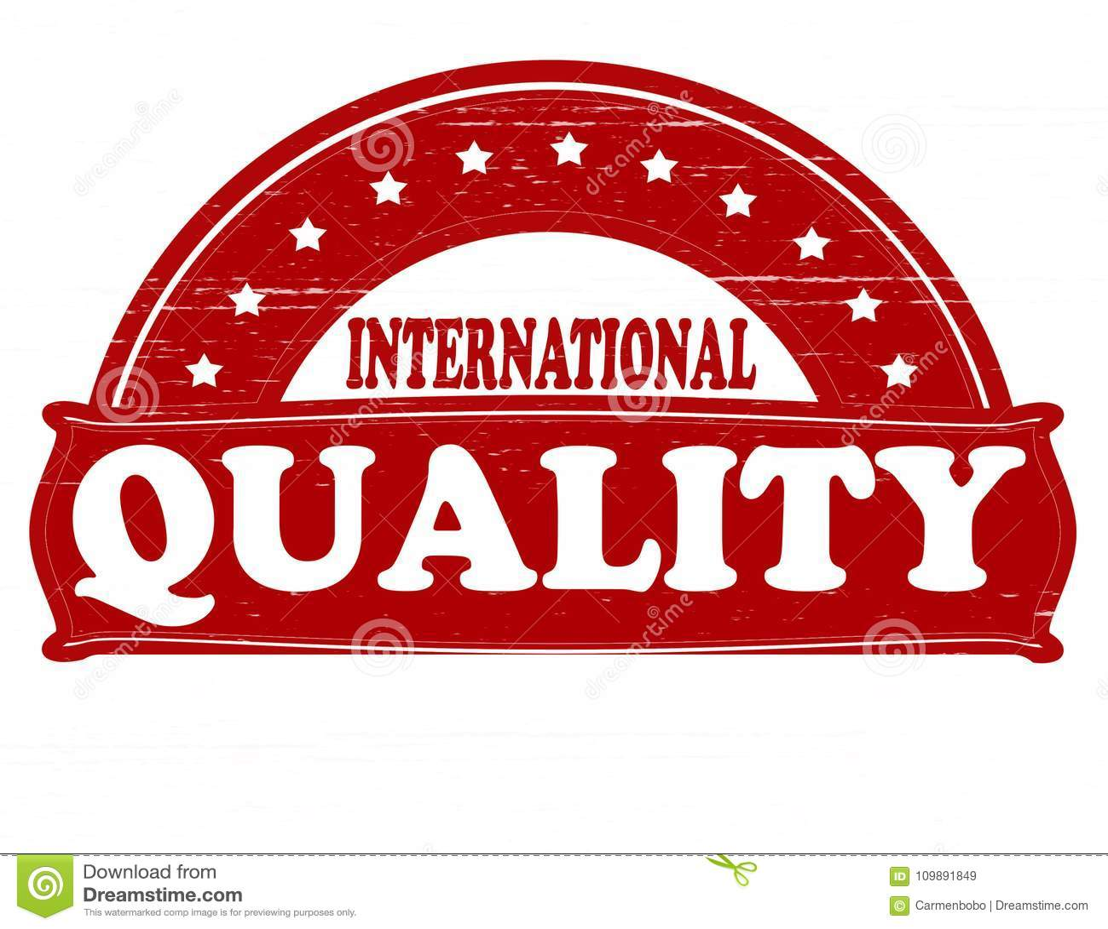 Calidad internacional