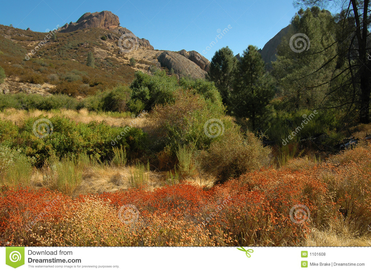 Download California stock photo. Image of outdoors, boulders, hike - 1101608
