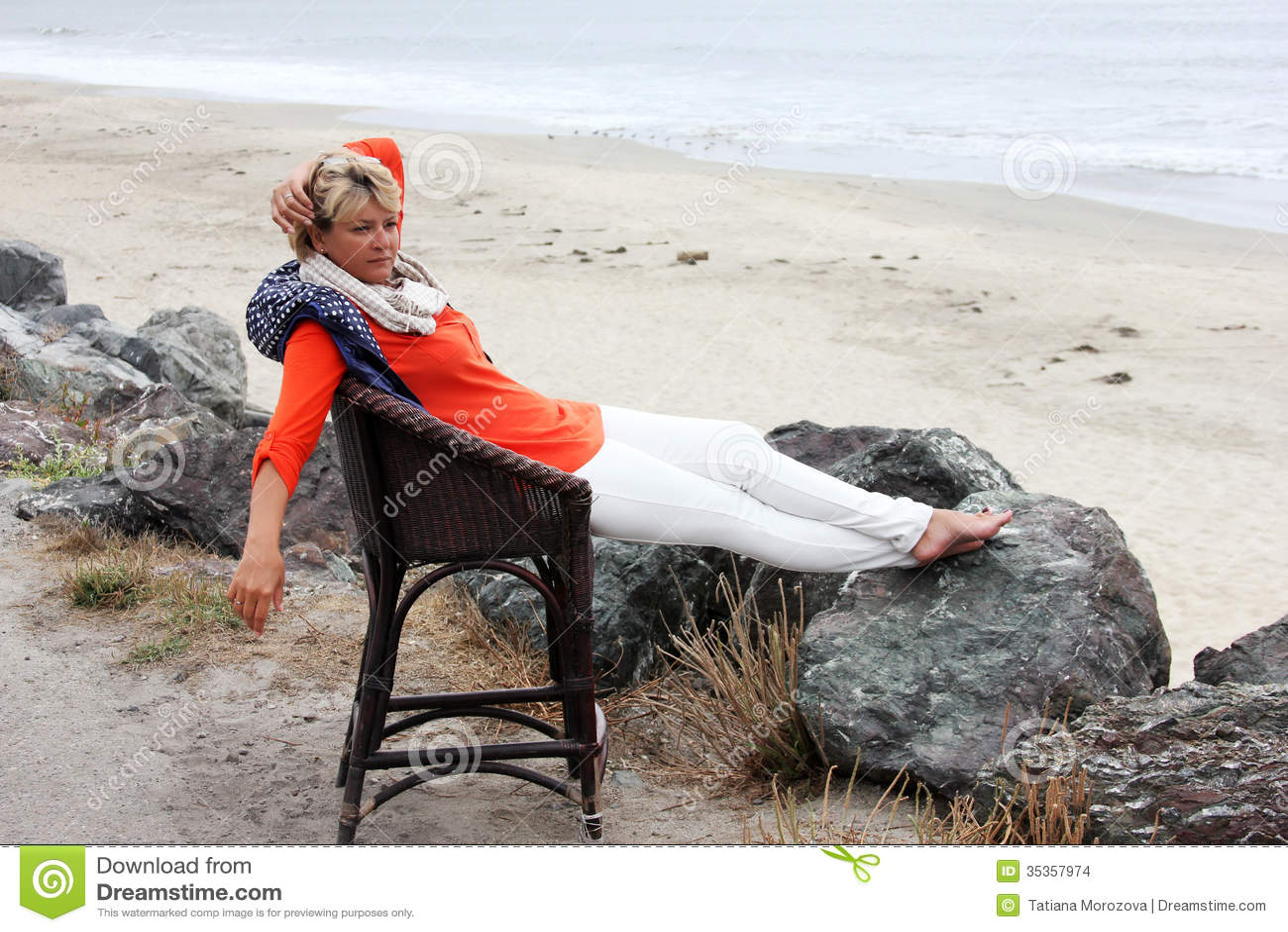 California Coast stock photo. Image of adult, location ...