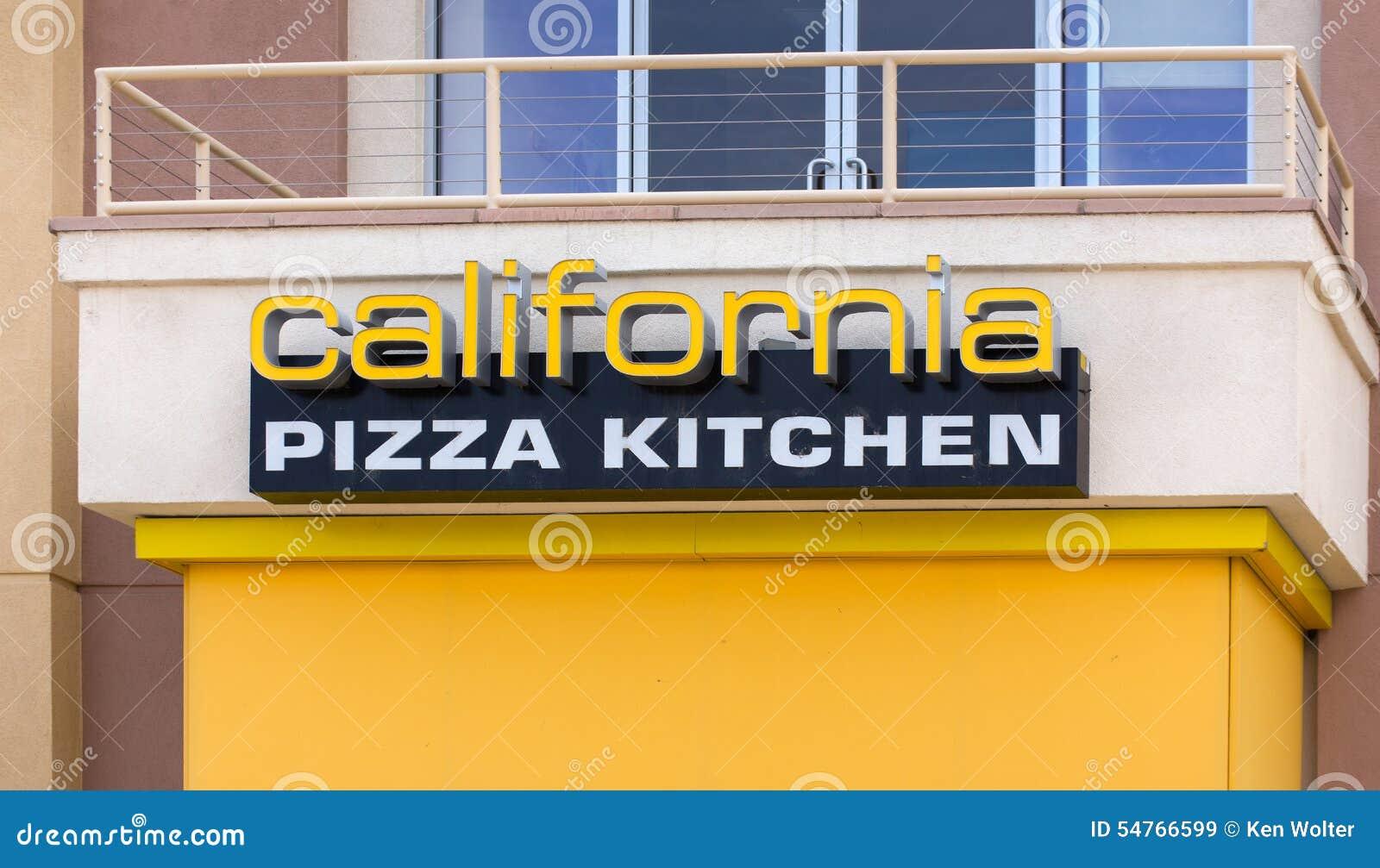 California Pizza Kitchen At Valencia Valencia Ca