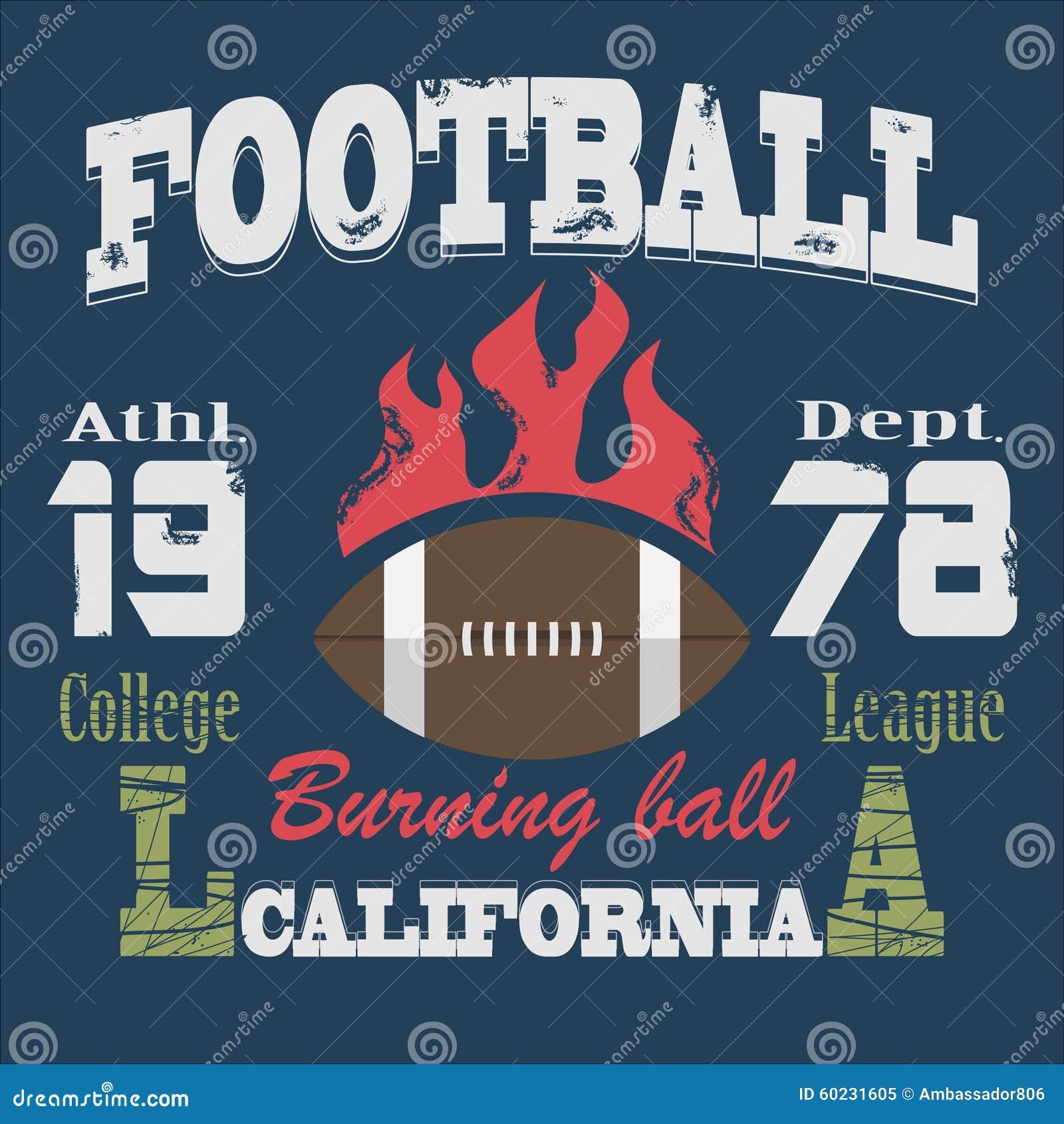 California Sport Typography T Shirt Vector Stock Vector