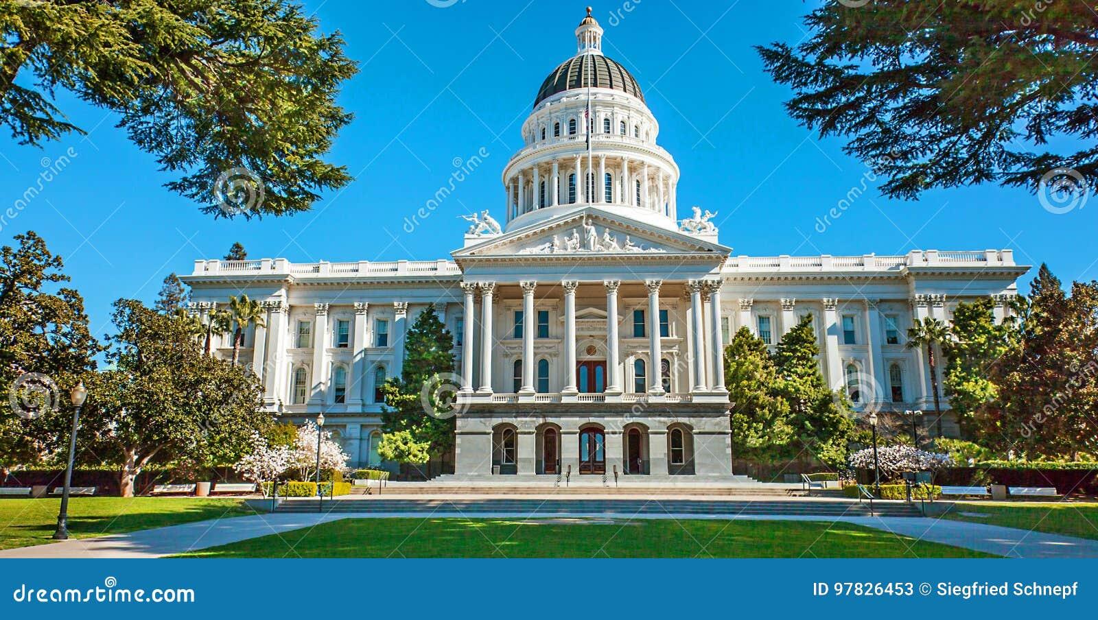 California State Capitol Sacramento