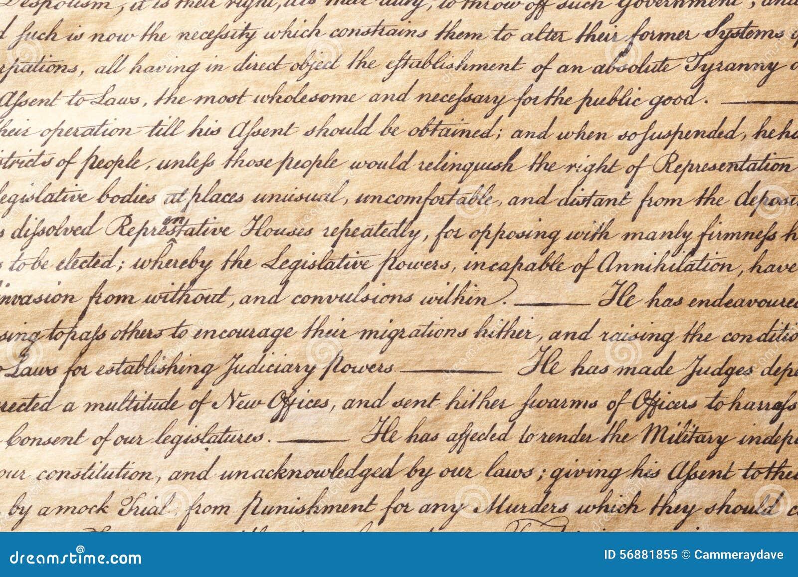 Caligrafía Del Papel De Pergamino Del Fondo Imagen editorial ...