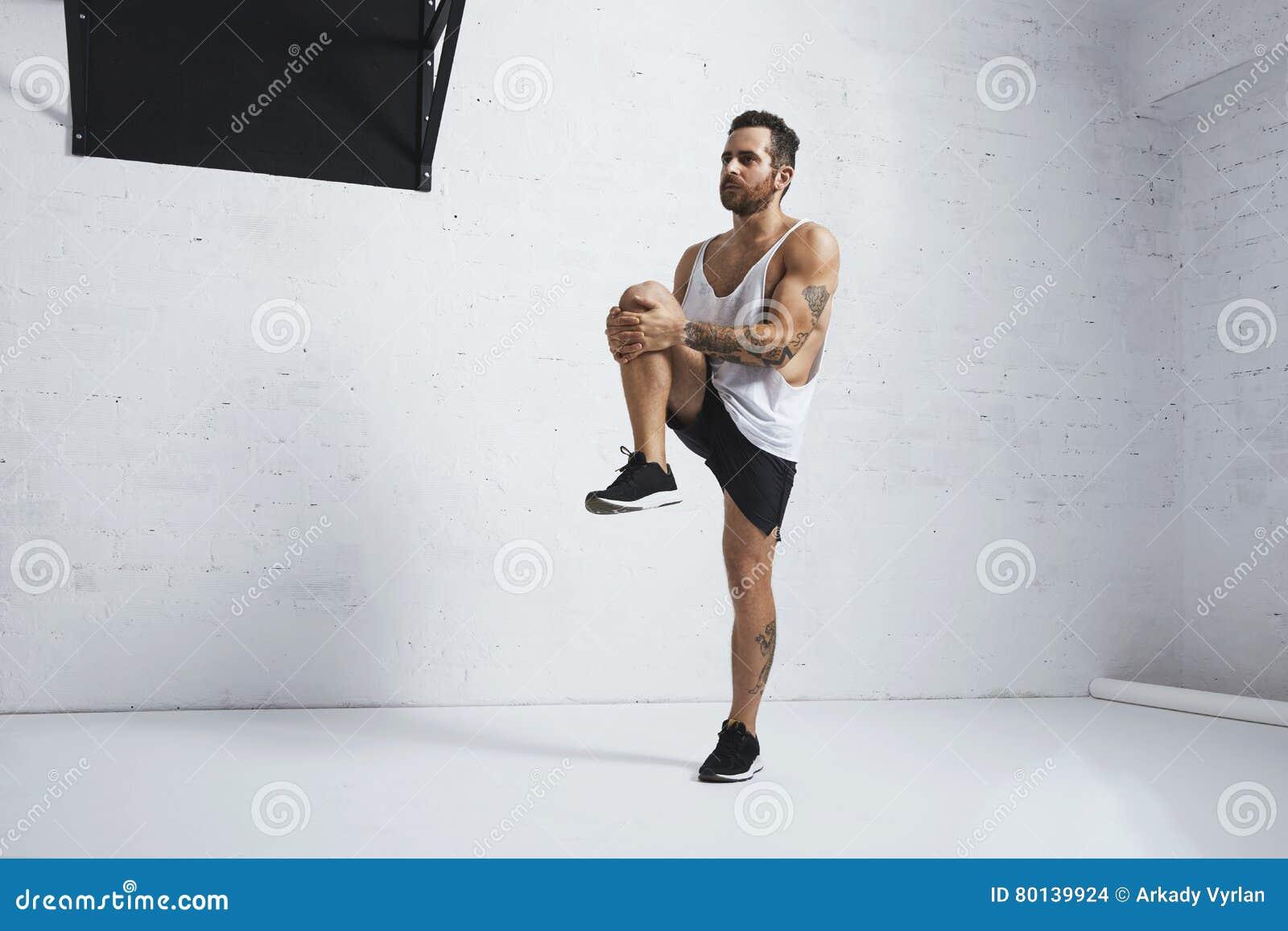 Calisthenic And Bodyweight Exercises Stock Photo - Image of