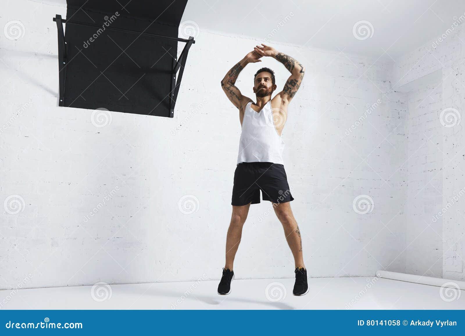 Calisthenic And Bodyweight Exercises Stock Photo - Image of activity