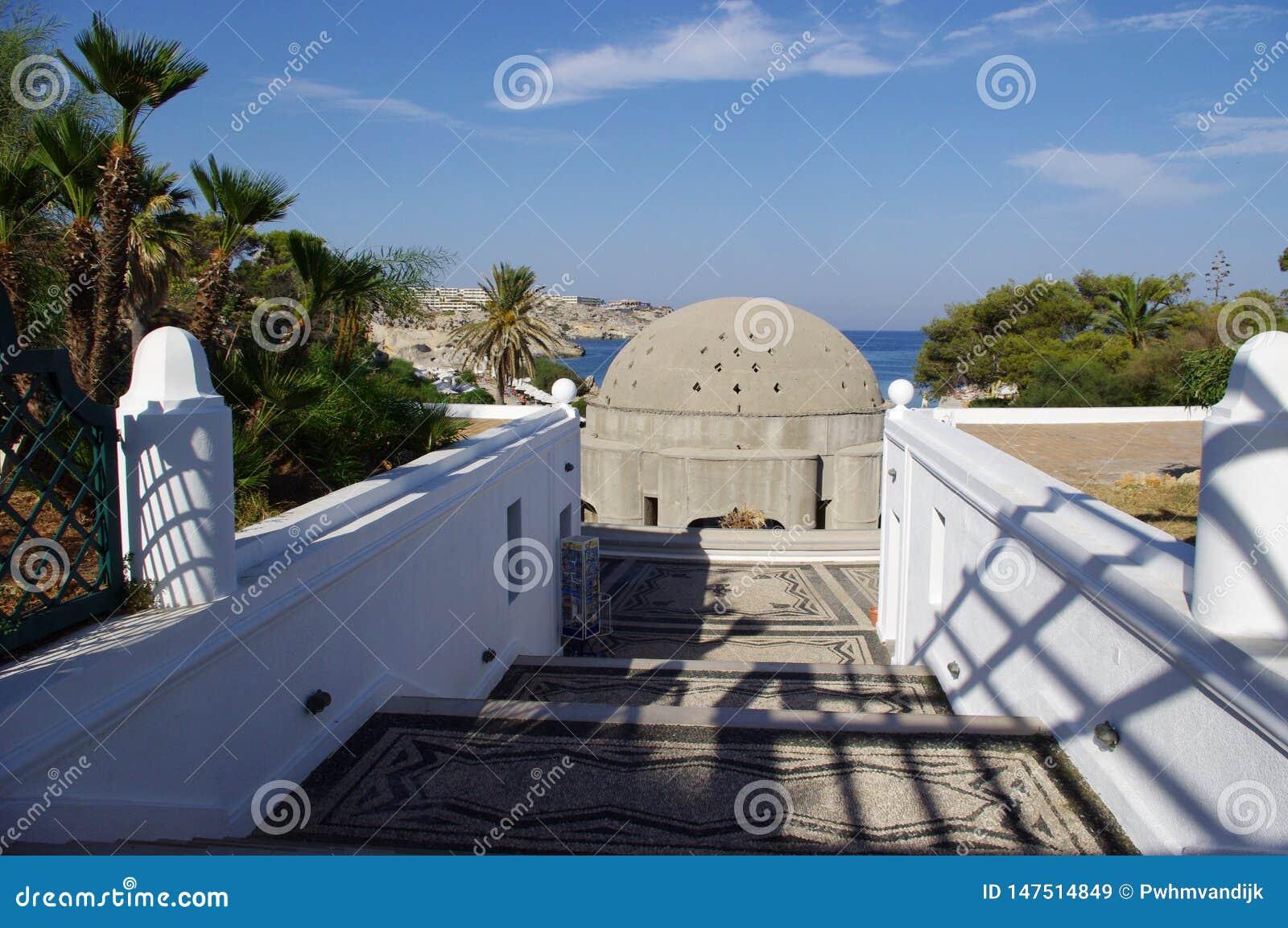 Calitea Rhodes Greece Kallithea Therme