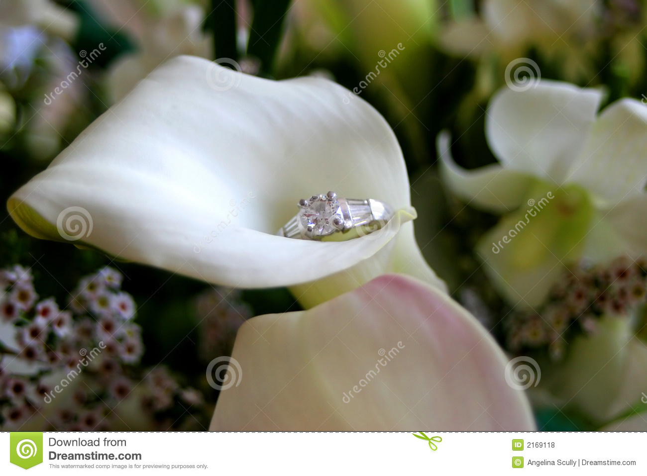 engagement ring lily catbird waterlilly rings water yg