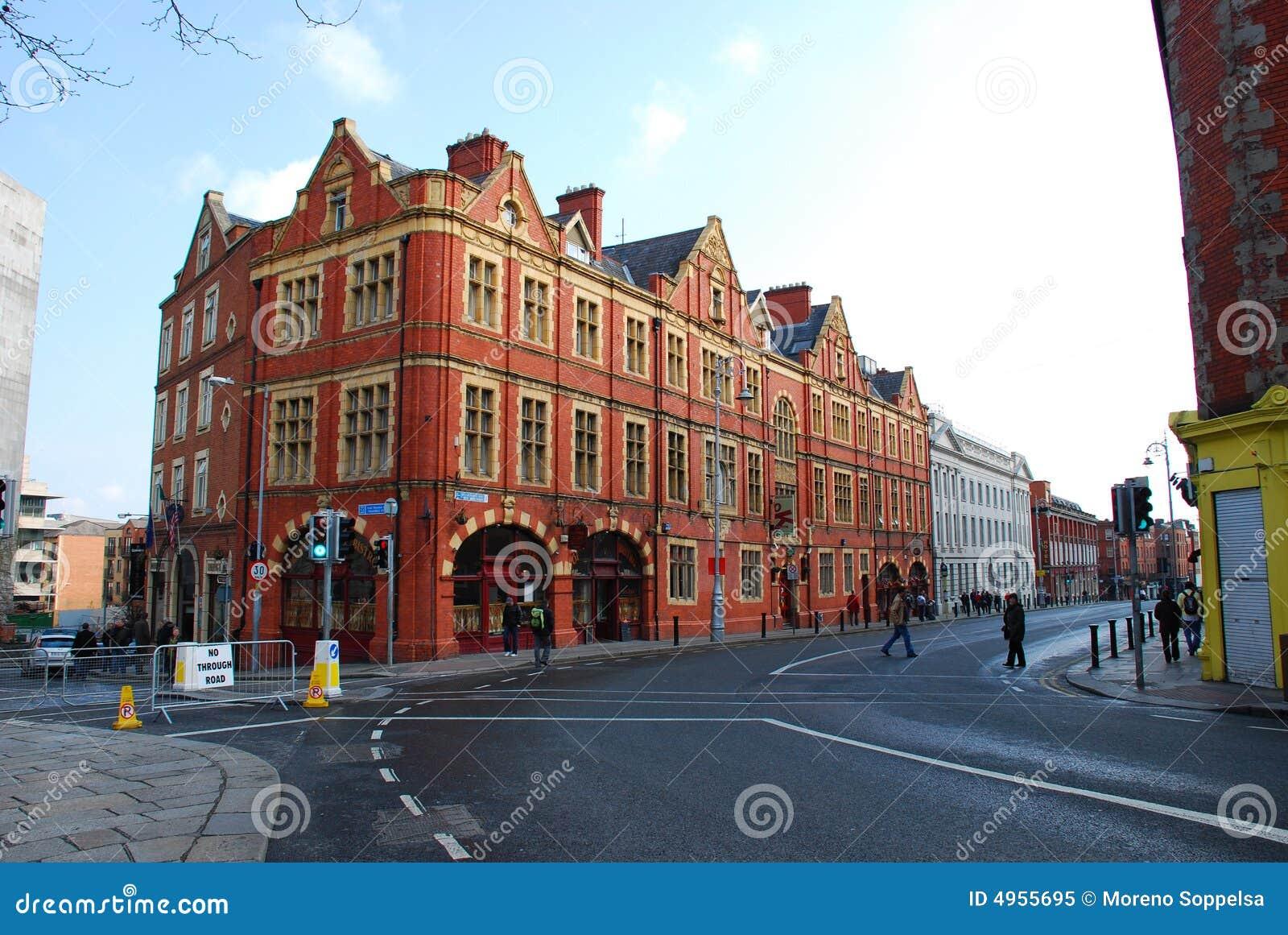 Calle de Dublín