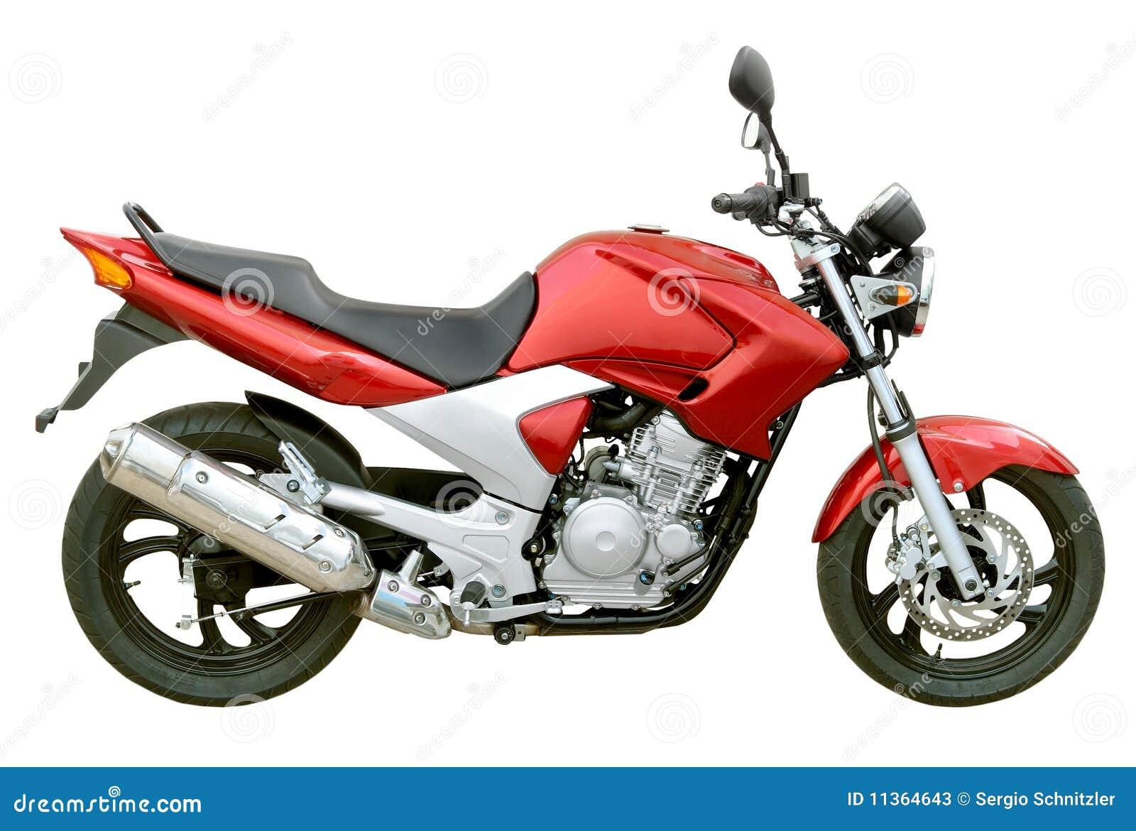 Calle de la motocicleta