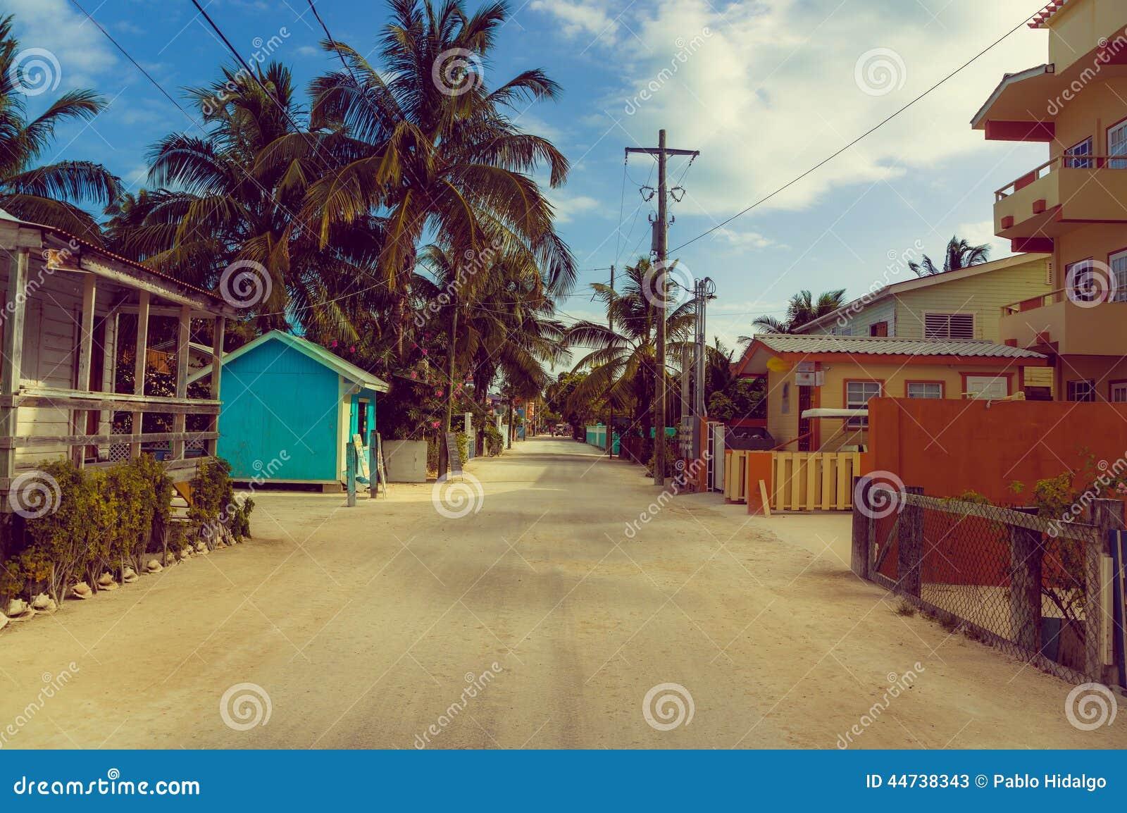 Calle del calafate de Caye