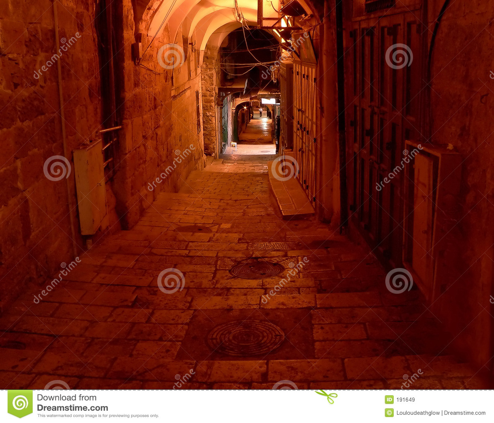 Callejón de Jerusalén